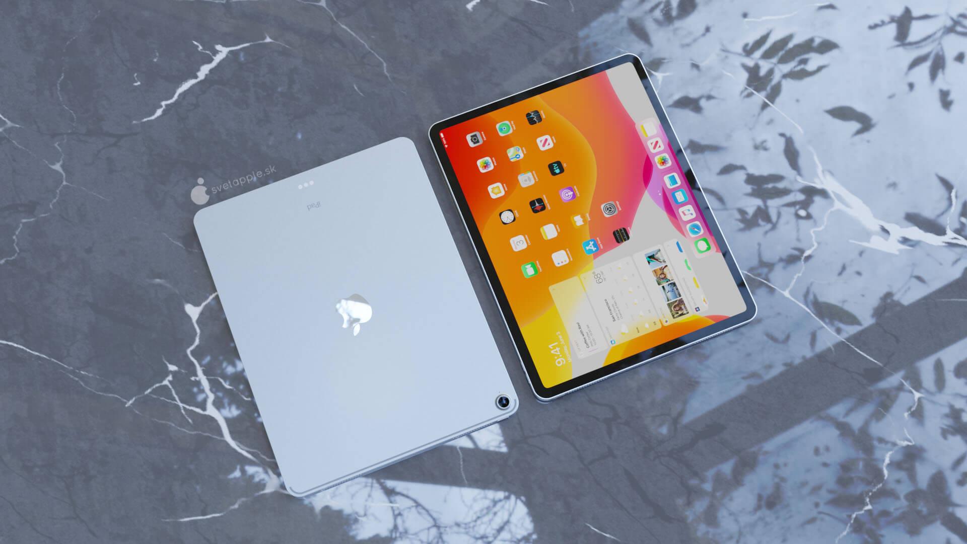 来週発売とうわさのiPad Air 4はこんな感じ?コンセプト画像が公開 tech200903_ipadair_1