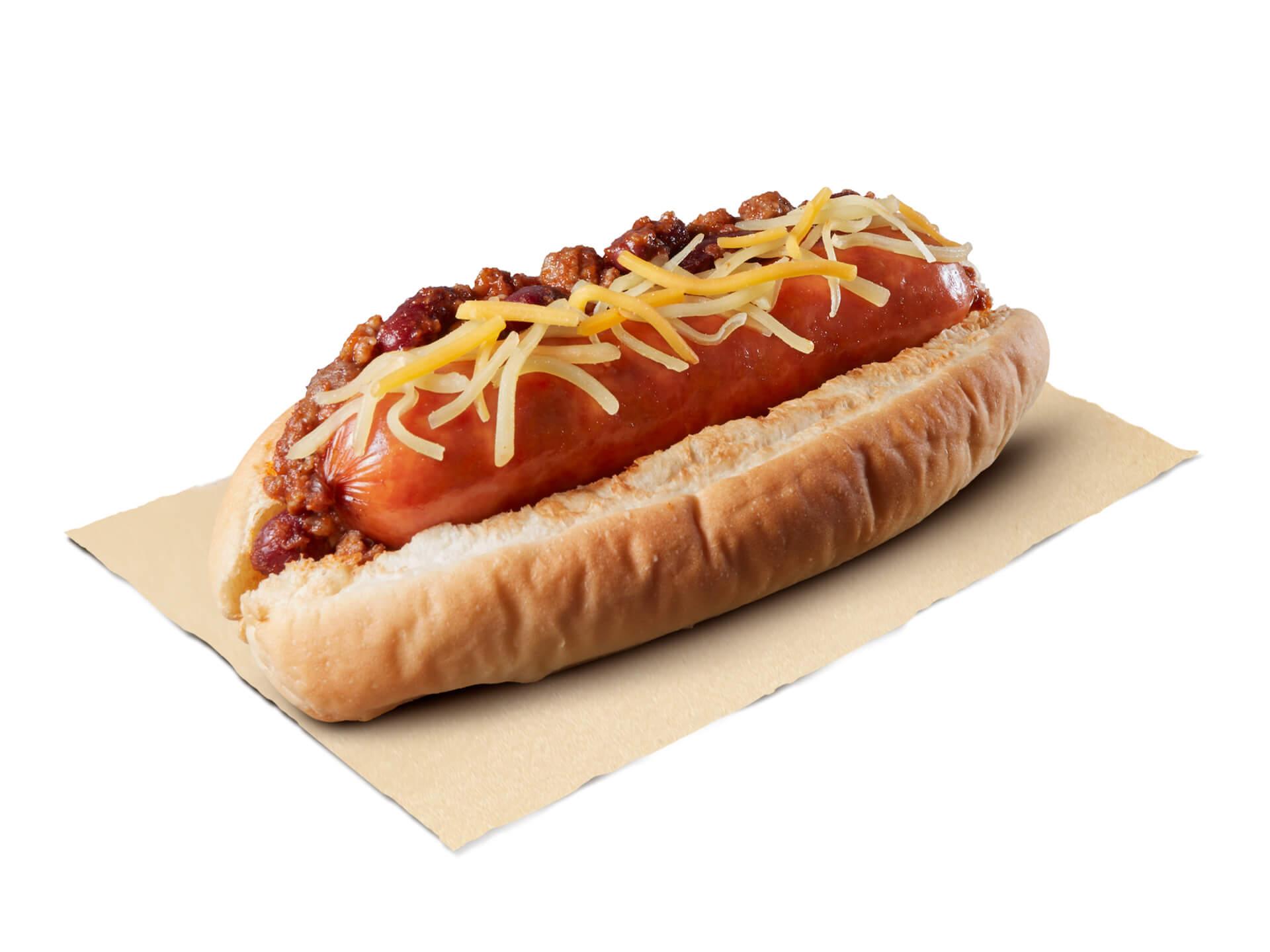 バーガーキングにチリビーンズソースとチーズのハーモニー抜群な『チリ・キングドッグ』が新登場!人気デザート『サンデー』が期間限定で120円に gourmet200904_burgerking_3