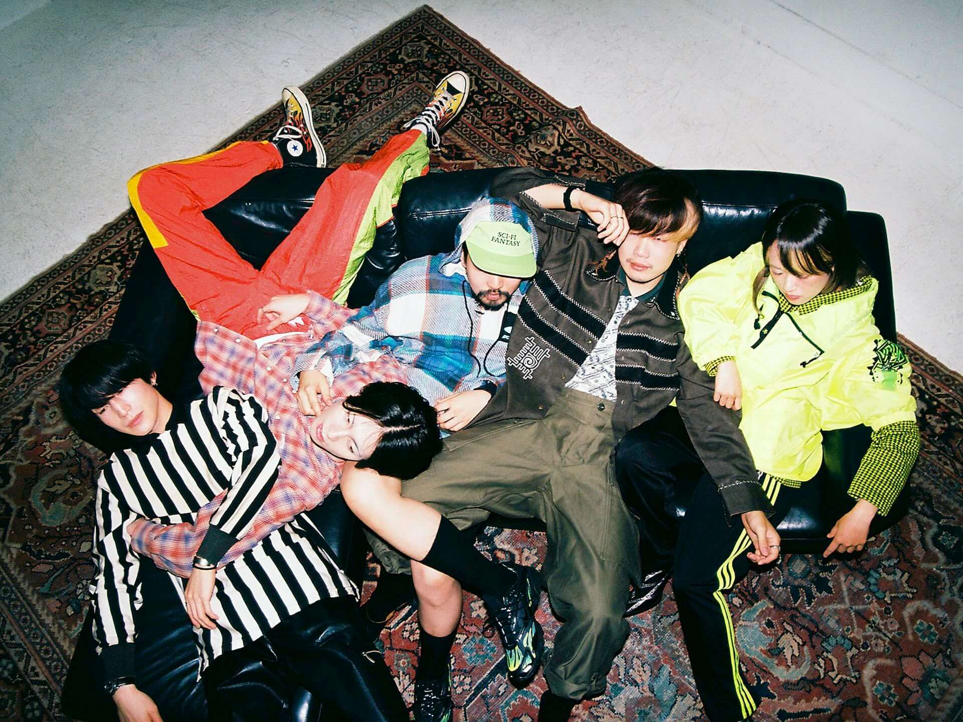 "gatoの最新シングル""dada""が配信開始&MVも公開!バンド初のフルアルバム『BAECUL』もリリース決定 music200903_gato_5-1920x1440"