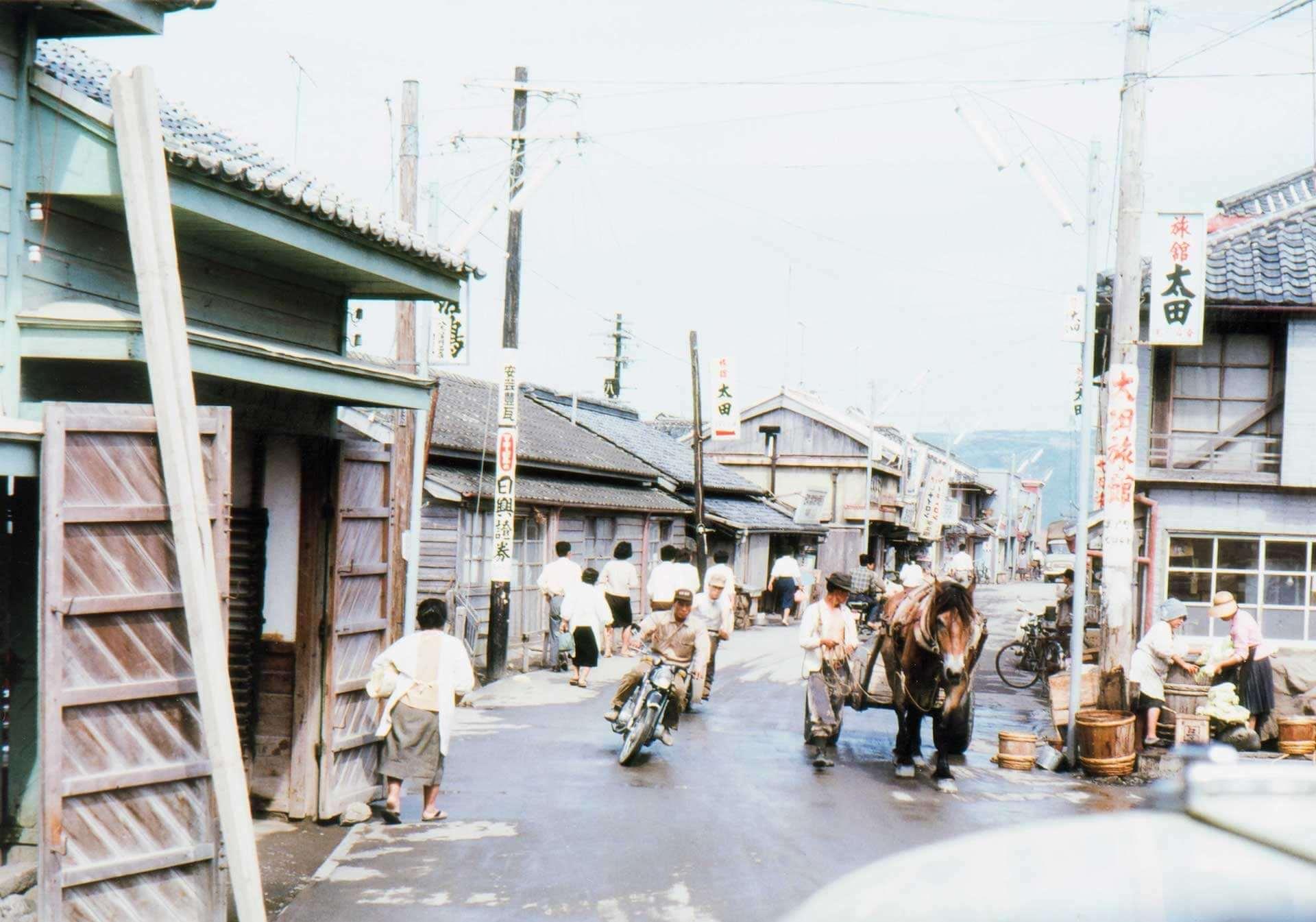 昭和30年代の風景をカラー写真で!『秘蔵カラー写真で味わう60年前の東京・日本』が累計4万部突破&収録内容が一部公開 art200904_tokyo-colourphoto_5-1920x1345