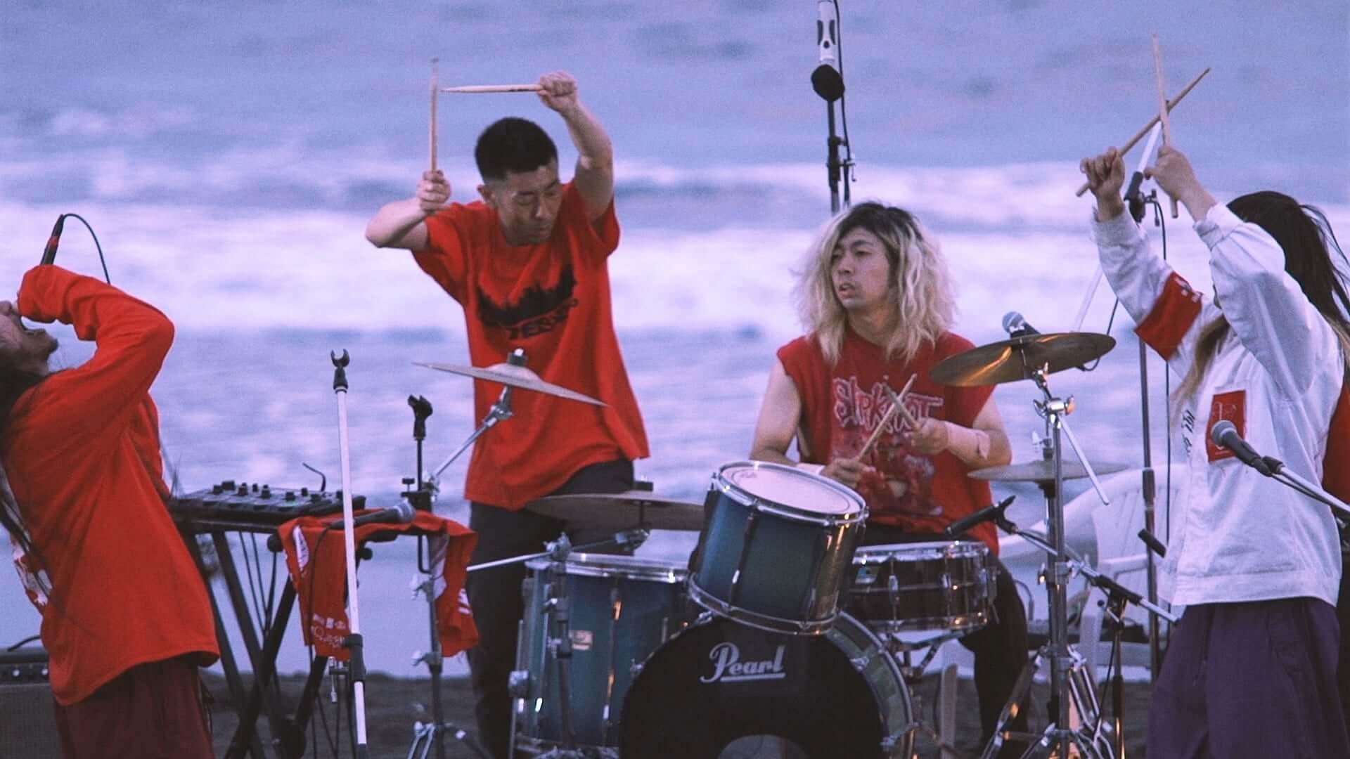 <石原ロスカル30時間ドラムマラソン>が映像化&〈十三月〉からリリース決定!GEZAN、踊ってばかりの国も登場 art200907_jusangatsu-lastlanguage_2-1920x1080