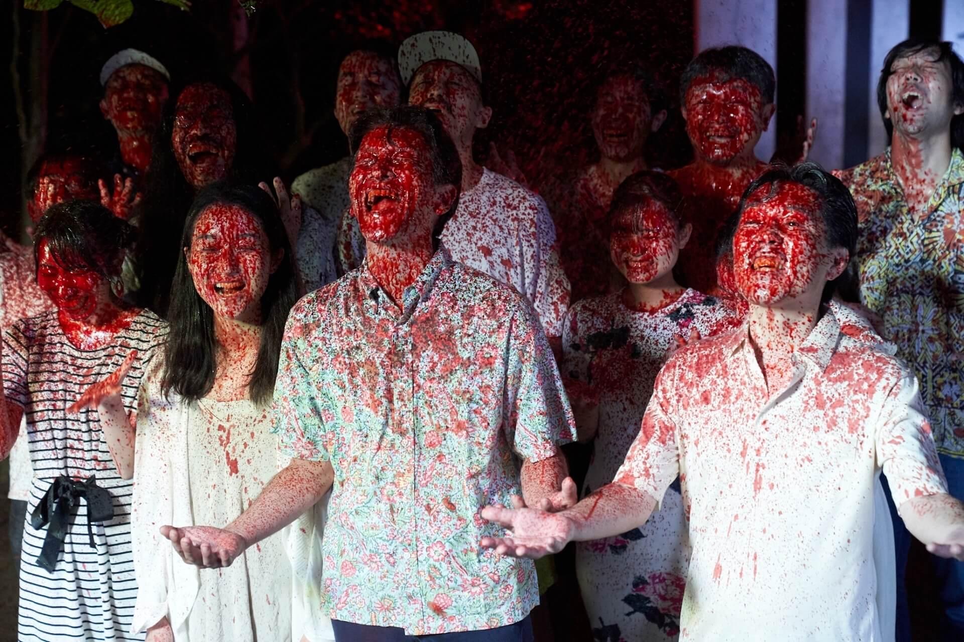 観たら、キマる!『脳天パラダイス』の超刺激的な場面写真が解禁&ローザンヌ映画祭への出品も決定 film200908_noutenparadise_2