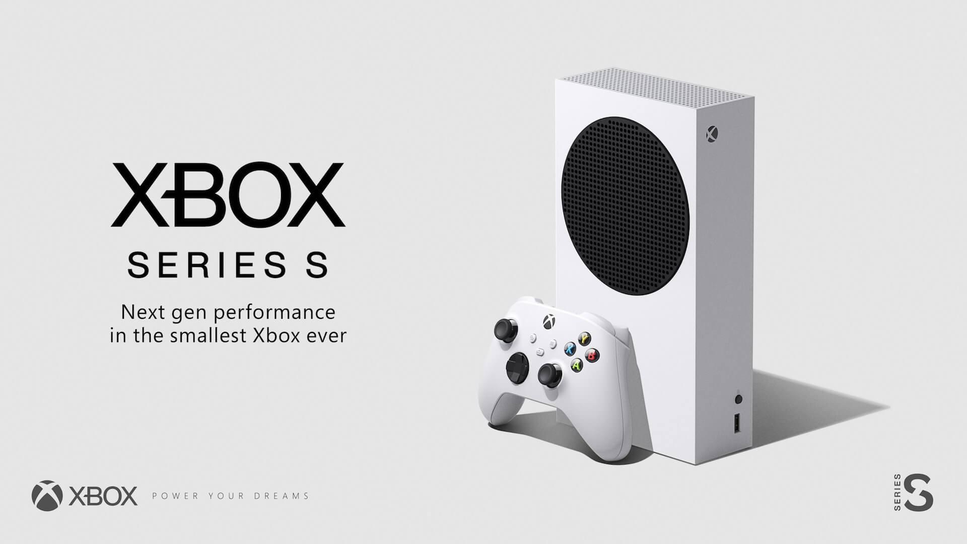 Xbox史上最も小さいモデル「Xbox Series S」が正式発表!299ドルで発売へ tech200908_xboxseriess_1