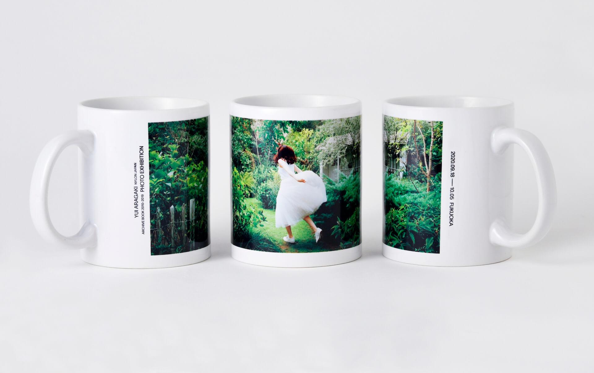 新垣結衣のNYLON JAPANでの軌跡を追った写真展が福岡、札幌、広島のPARCOでも開催決定!ガッキーマグカップの発売も art200909_aragakiyui_10