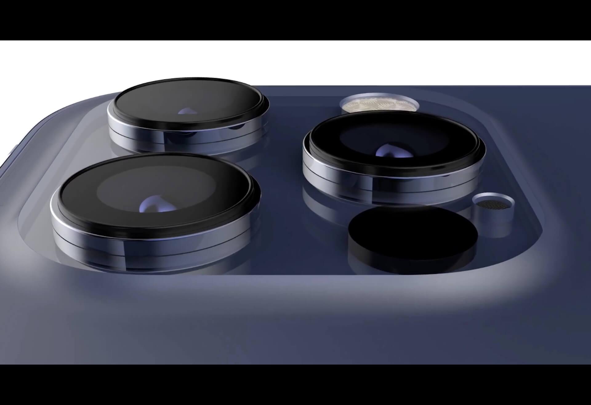 10月発表のiPhone 12 Proシリーズのリアカメラはこんな感じ?カメラバンプのサンプル画像が公開 tech200909_iphone12_main