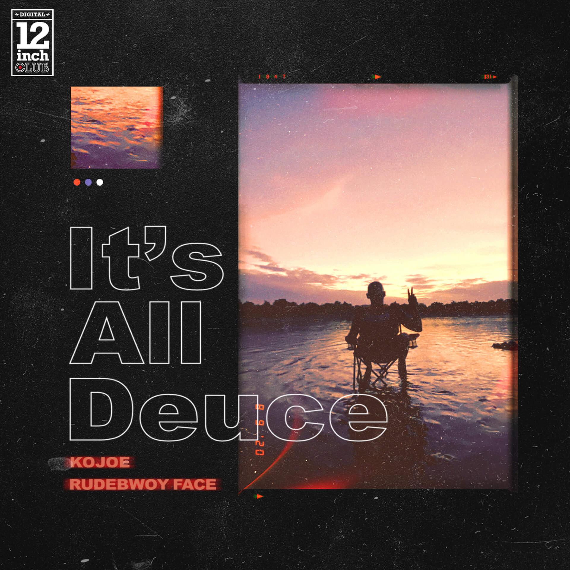 "KOJOE、Rudebwoy Faceとタッグを組んだ新曲""it's all deuce""をリリース&MV公開 愛溢れるコメントも music200909_kojoe_2"