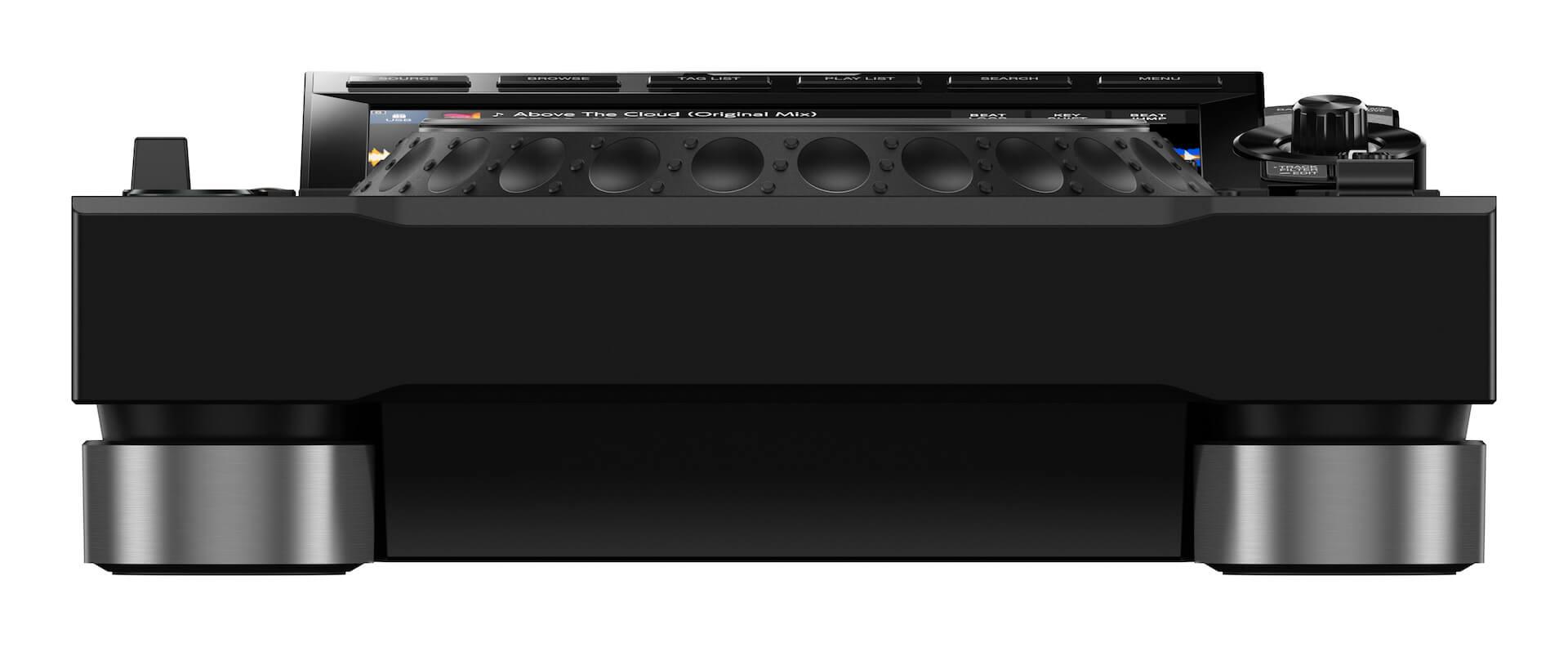 Pioneer DJからCDJシリーズ最新モデル「CDJ-3000」が登場!限定モデル「CDJ-3000-W」も tech200910_cdj_3000_2