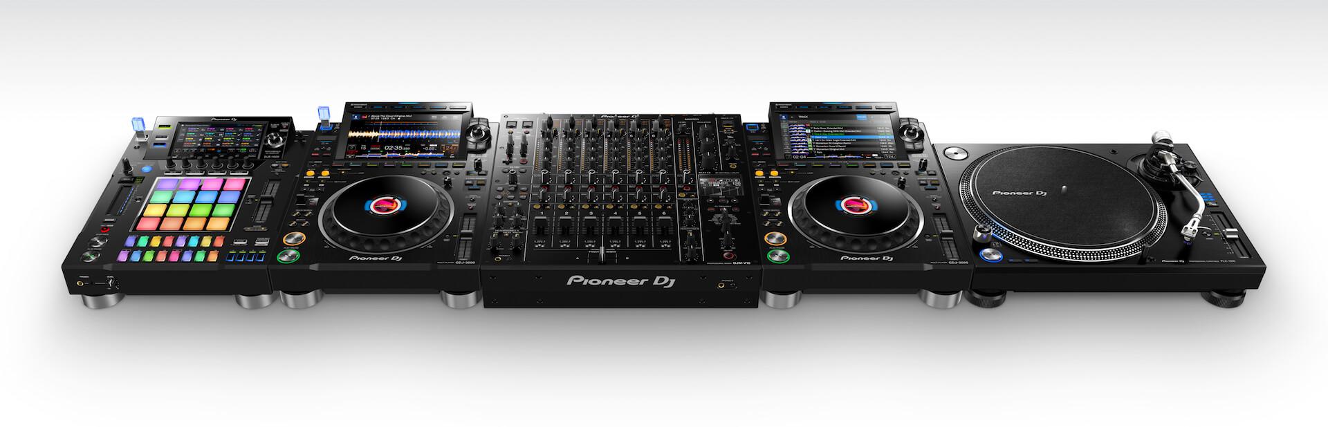 Pioneer DJからCDJシリーズ最新モデル「CDJ-3000」が登場!限定モデル「CDJ-3000-W」も tech200910_cdj_3000_8