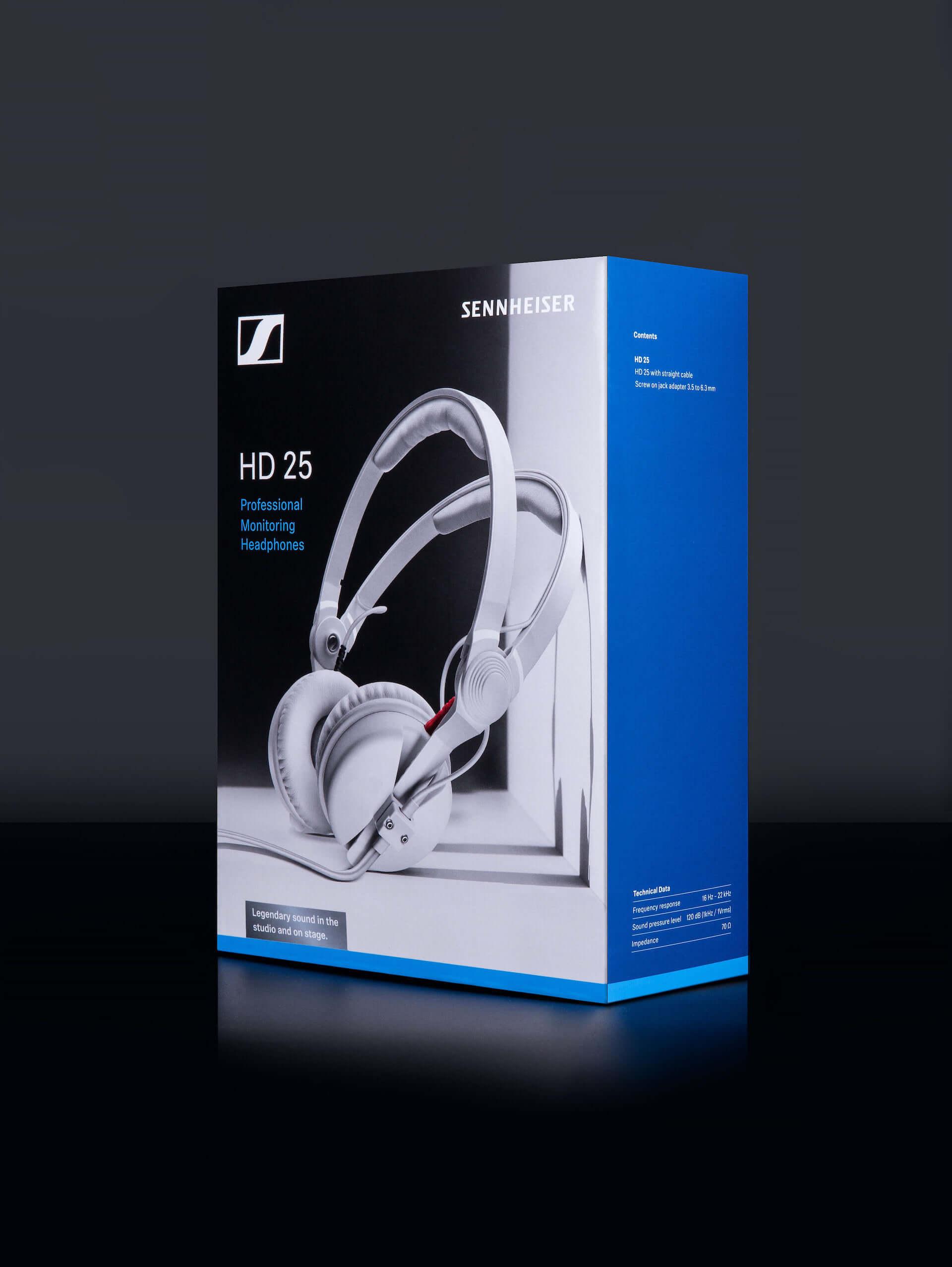 ゼンハイザーのモニターヘッドホン『HD 25』が待望のホワイトカラーに!スペシャルモデルが数量限定で登場 tech200910_sennheiser-hd25_1-1920x2554