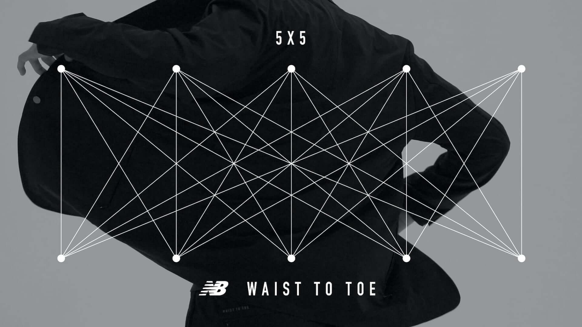 ニューバランスのパンツコレクション「WAIST TO TOE」にセットアップジャケット5型が登場!組み合わせは全25通り lf200910_newbalance_6-1920x1080