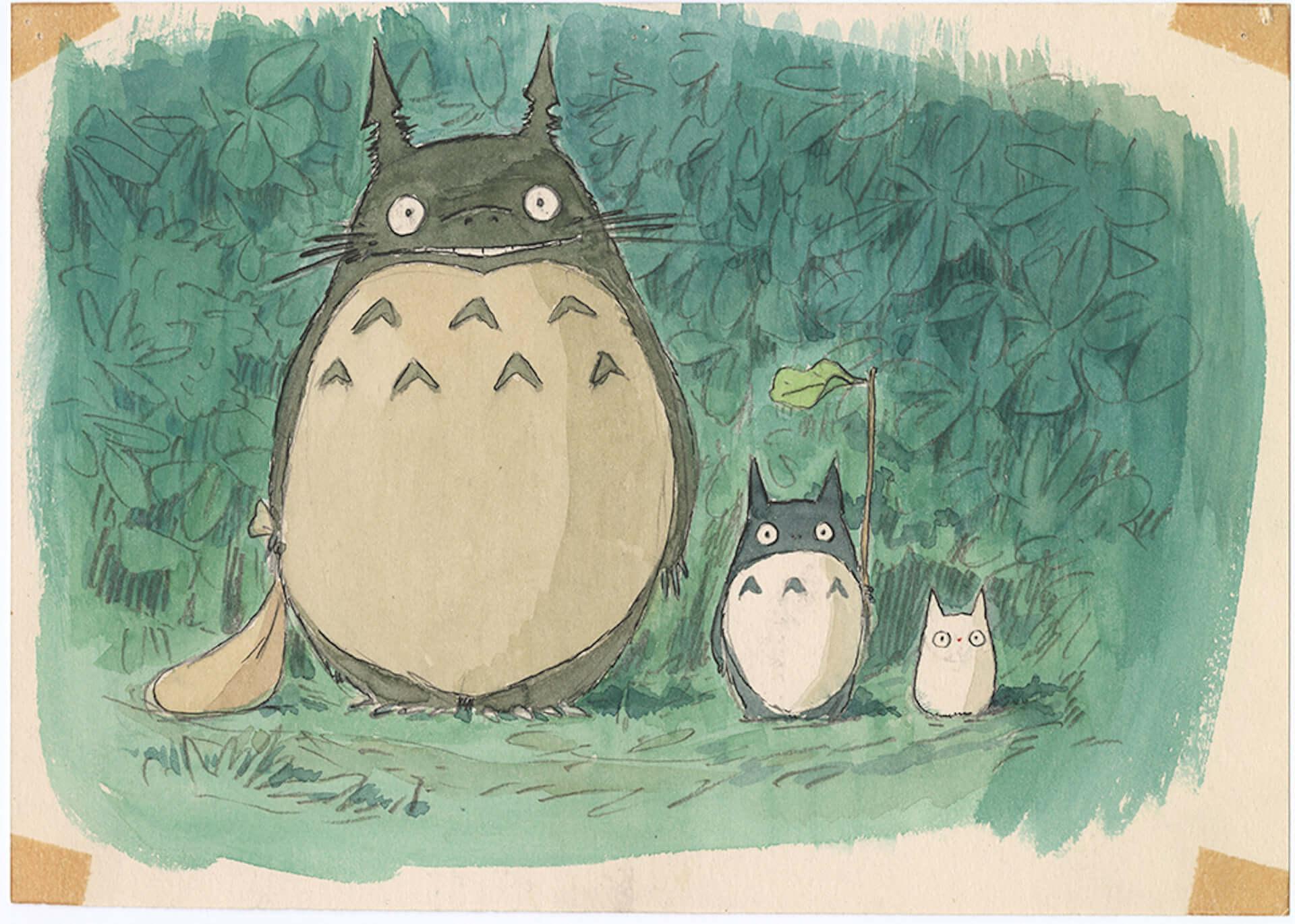 スタジオジブリとアカデミー映画博物館がコラボ!宮崎駿のキャリアを辿る<宮崎駿展>が開催決定&鈴木敏夫のコメントも到着 art200911_hayao-miyazaki_3-1920x1370
