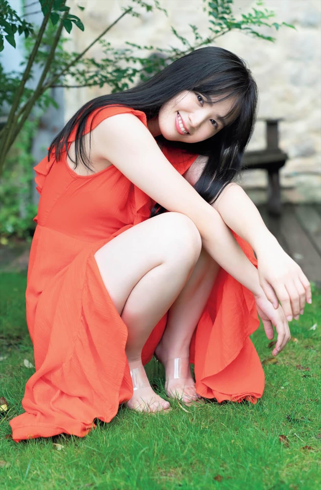 健康美ボディで注目の立野沙紀が『ヤングアニマル』グラビアページでナチュラルな姿を披露! art200911_tatenosaki_1