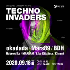 TECHNO INVADERS