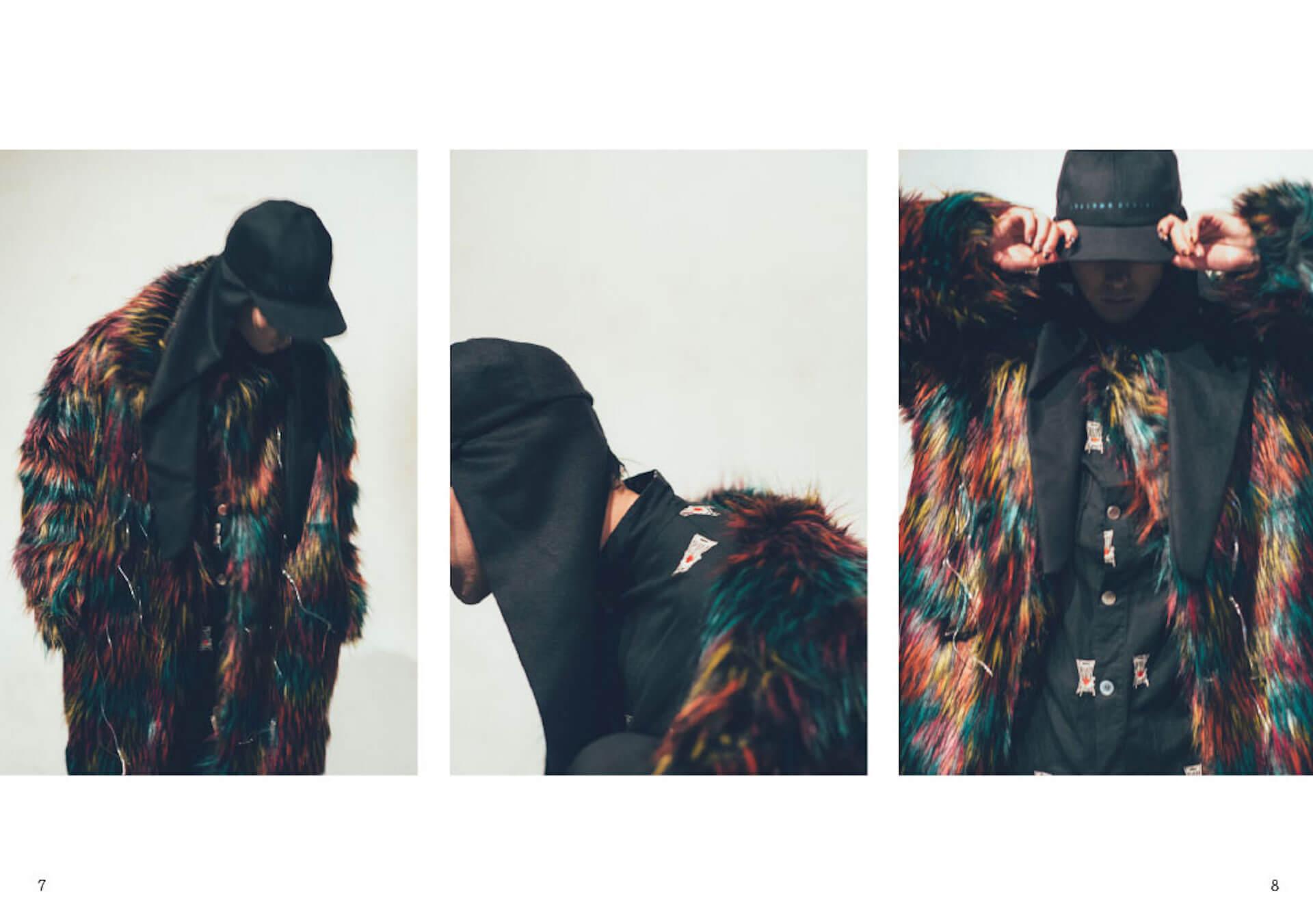 Lehの2020年秋冬コレクションがリリース|イメージモデルに山川冬樹、shimizu mash、elena midoriを起用。コレクションの撮影は水谷太郎。 life_fashion200913-leh-romantic-3