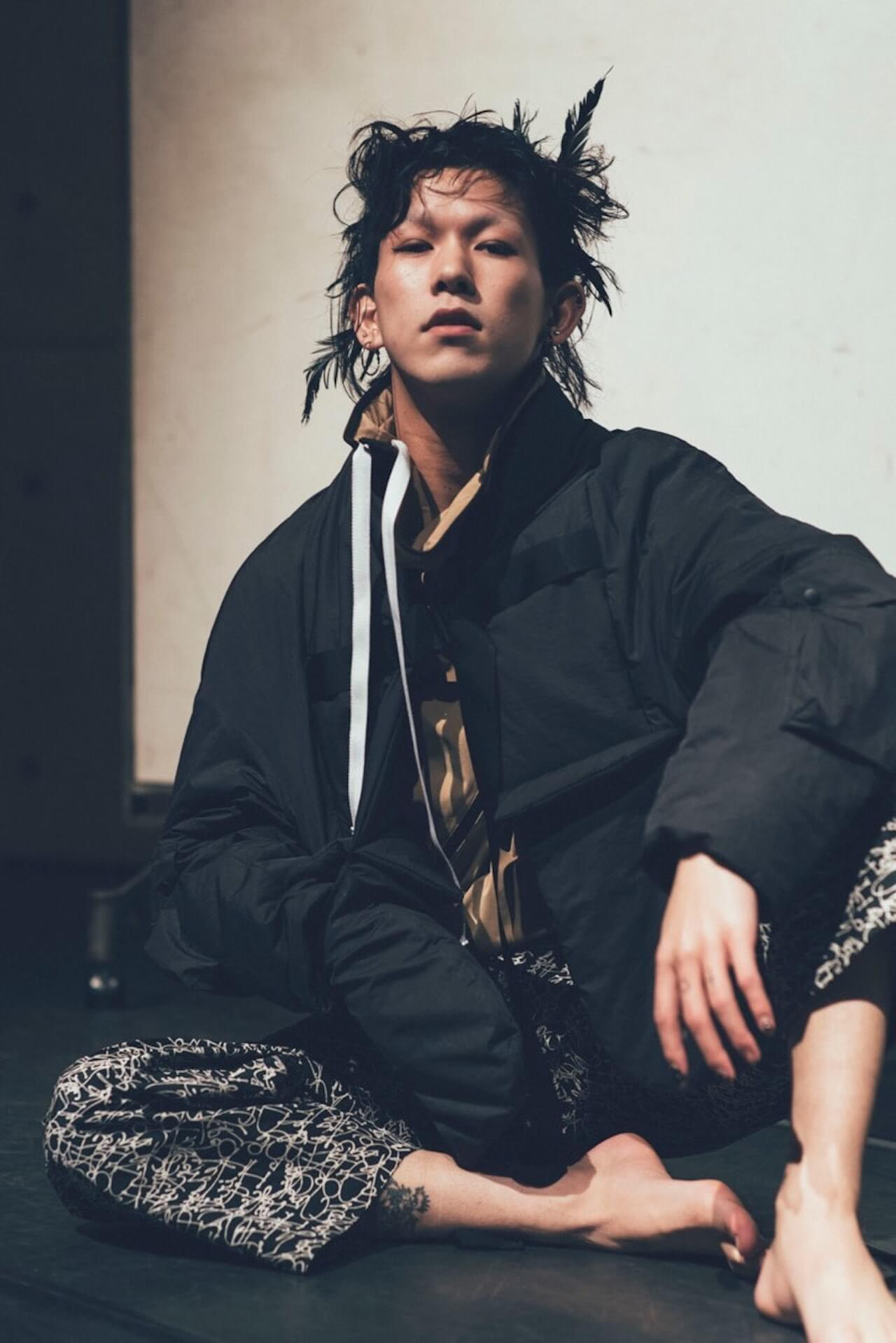 Lehの2020年秋冬コレクションがリリース|イメージモデルに山川冬樹、shimizu mash、elena midoriを起用。コレクションの撮影は水谷太郎。 life_fashion200913-leh-romantic-2-1