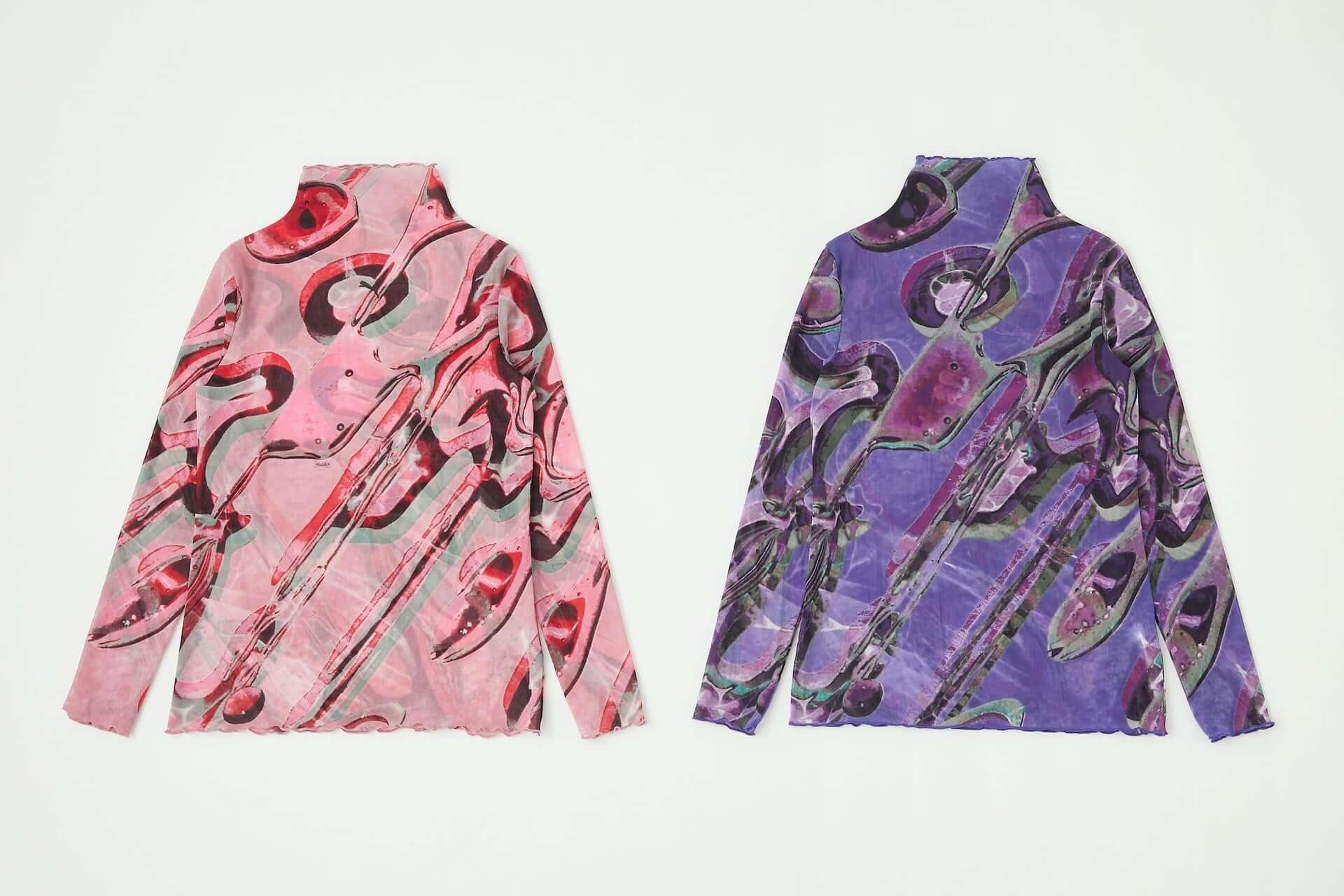 PUMAとSLYがサステナブルなコラボスニーカー、ジャケット、スカートなどを発売!グラフィックアーティスト・河野未彩を迎えたアイテムも lf200914_puma_9-1920x1280