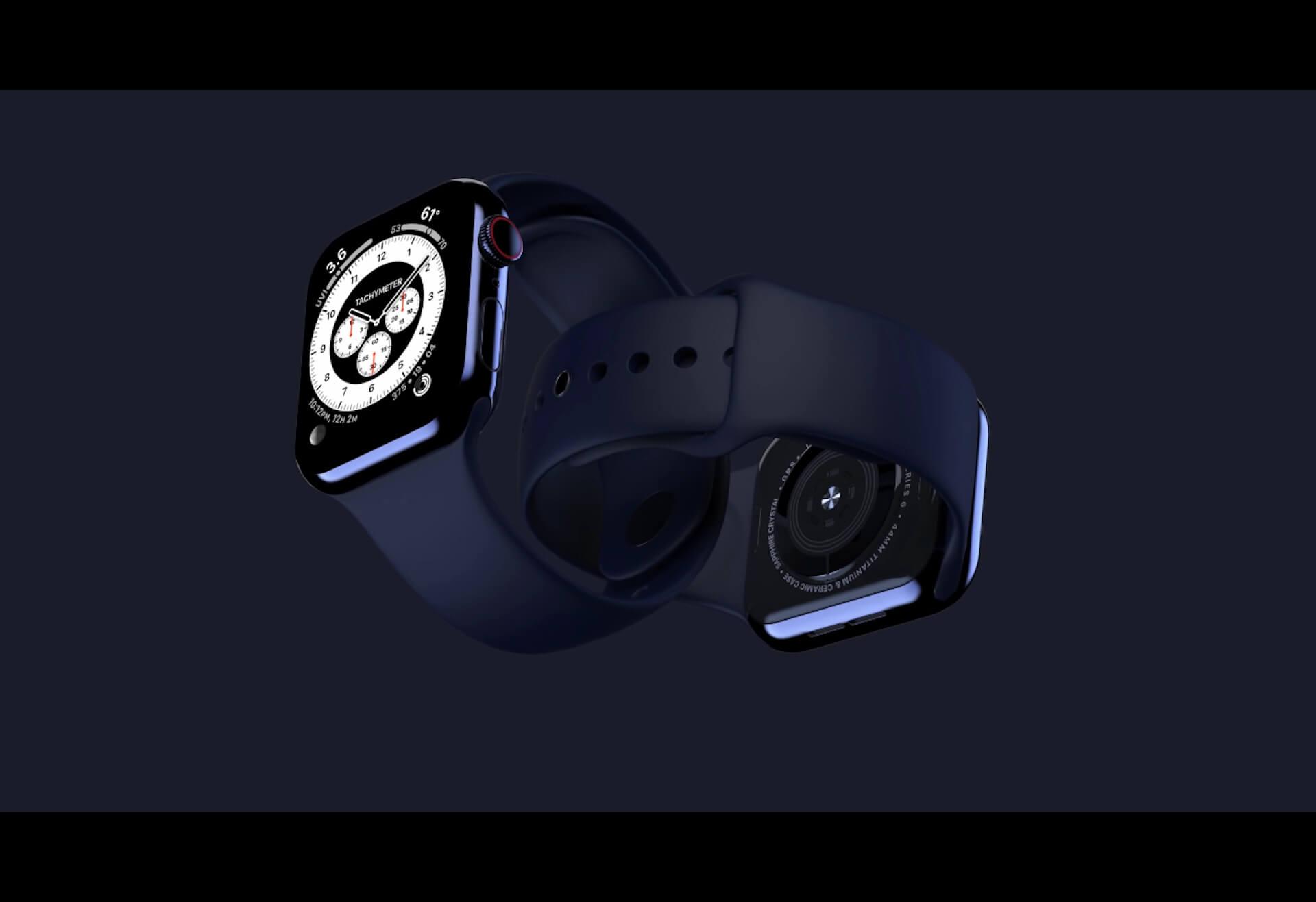 Apple Watch Series 6にはやはり新色追加?急速充電にも対応の可能性 tech200914_applewatch_color_main