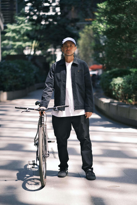 Leeとnarifuriのコラボコレクションが初登場!自転車をより楽しめるデニムパンツ、ワークジャケットなどが発売決定 lf200915_lee-narifuri_2-1920x2880