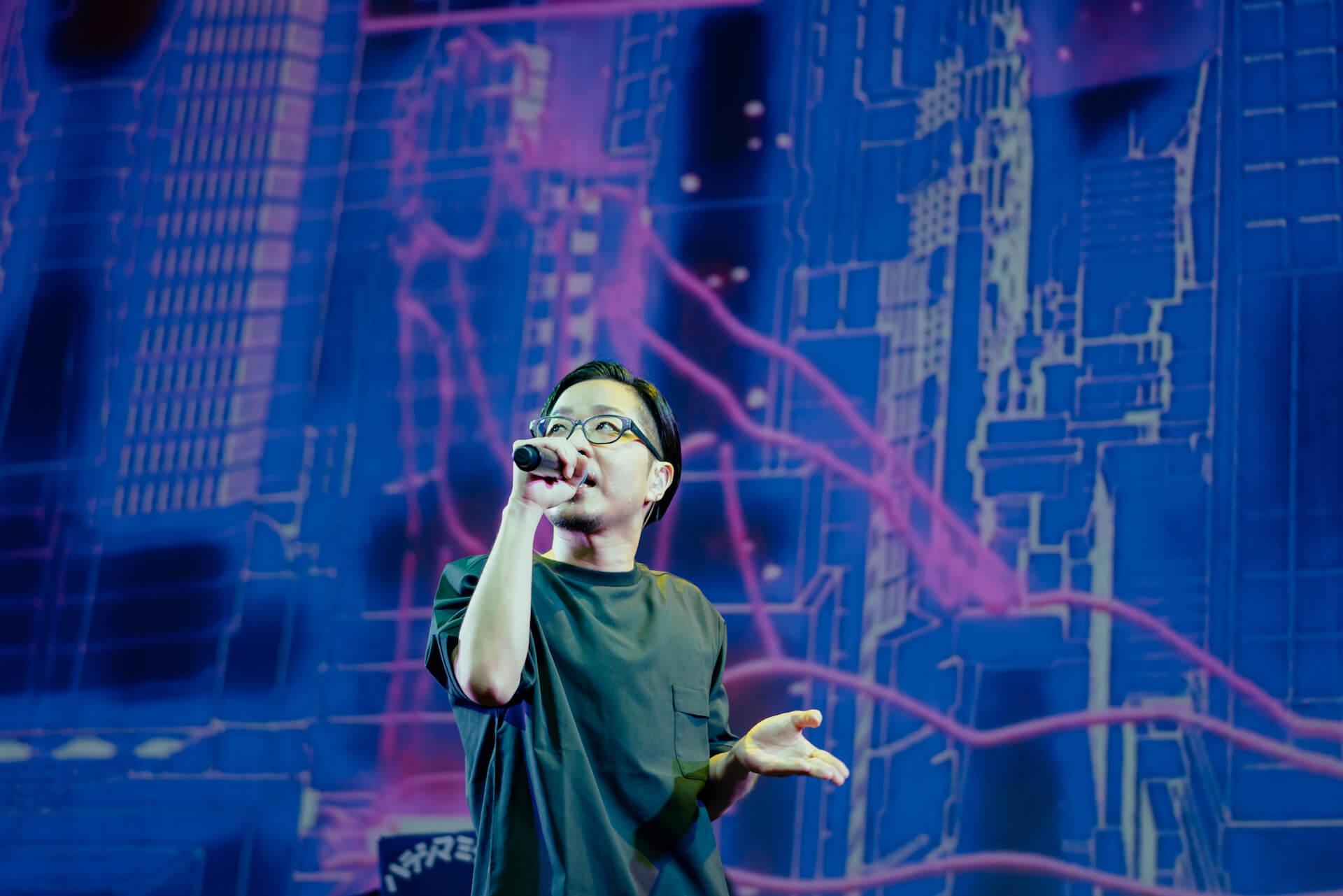ライブレポート:LIVEWIRE PUNPEE<Sofa Kingdomcome>|映画作品のような夢見心地の時間 music200915_punpee_6