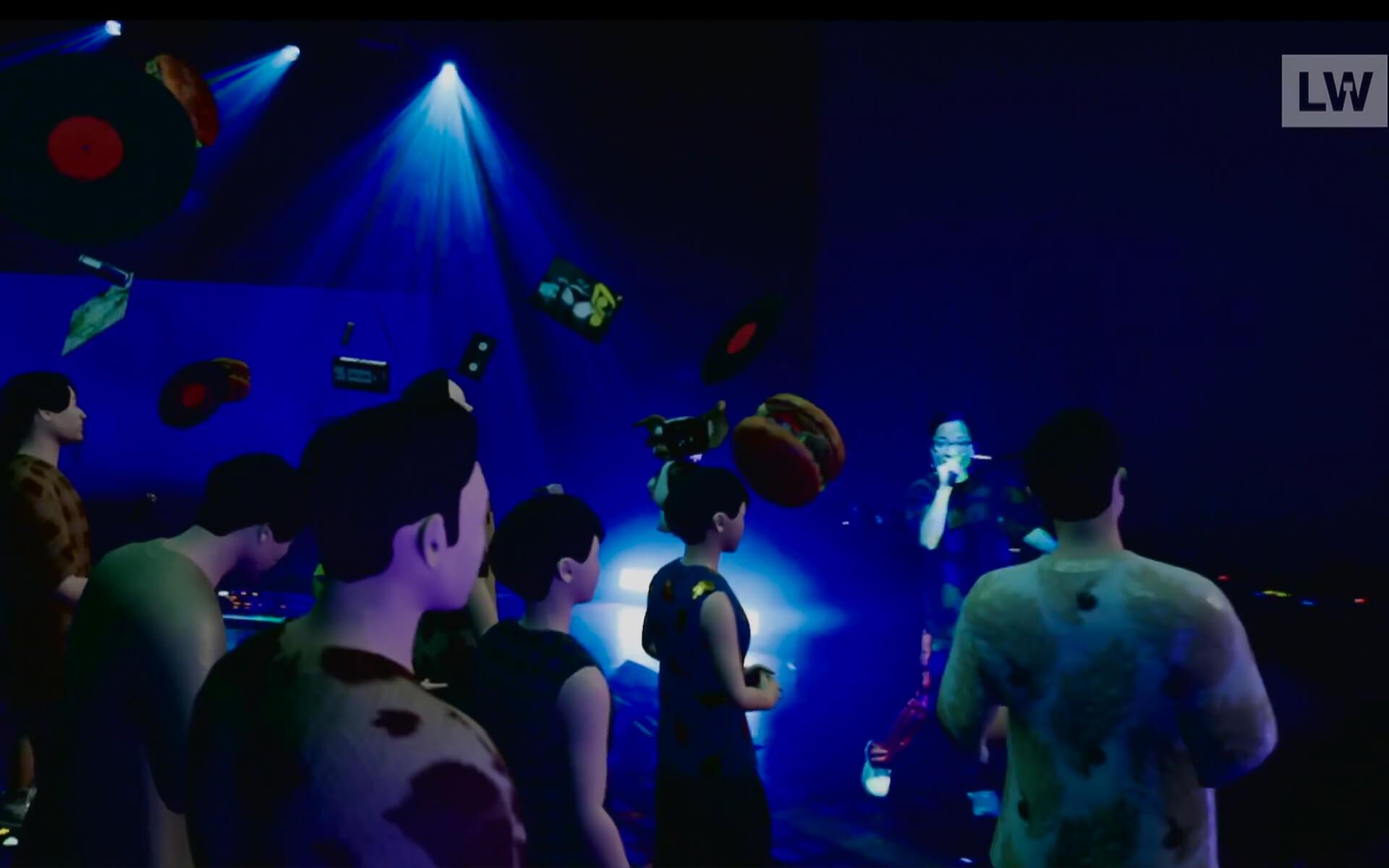 ライブレポート:LIVEWIRE PUNPEE<Sofa Kingdomcome>|映画作品のような夢見心地の時間 music200915_punpee_11