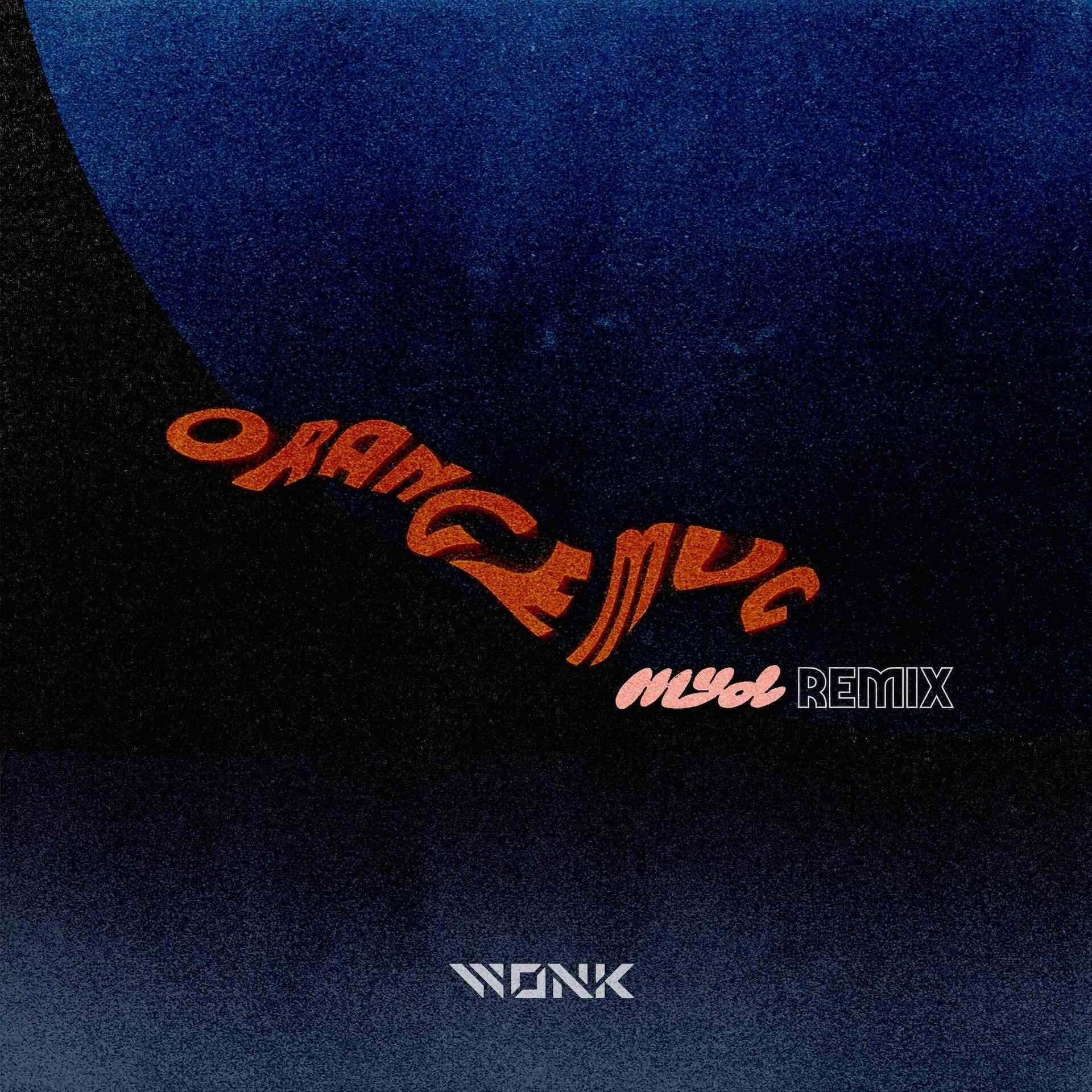 """WONKが海外アーティストとのコラボシリーズを始動!シングル""""Orange Mug""""のMydリミックスが配信決定 music200916_wonk_1-1920x1920"""