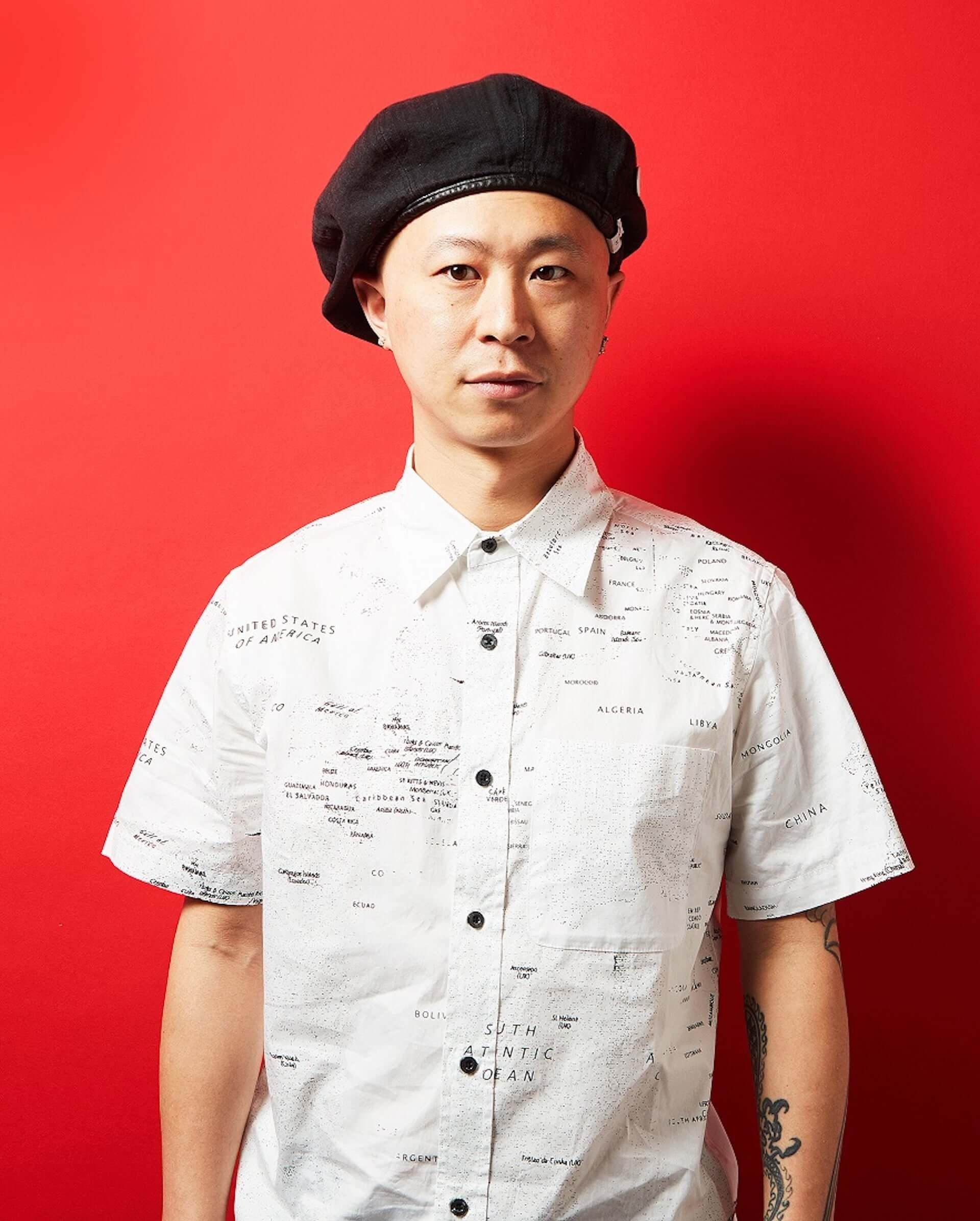 DJ BAKUが映画『VIDEOPHOBIA』のEDテーマ曲をリリース!Jin Dogg、Tomy Wealth、ヌンチャクをフィーチャー music200916_baku_1-1920x2392