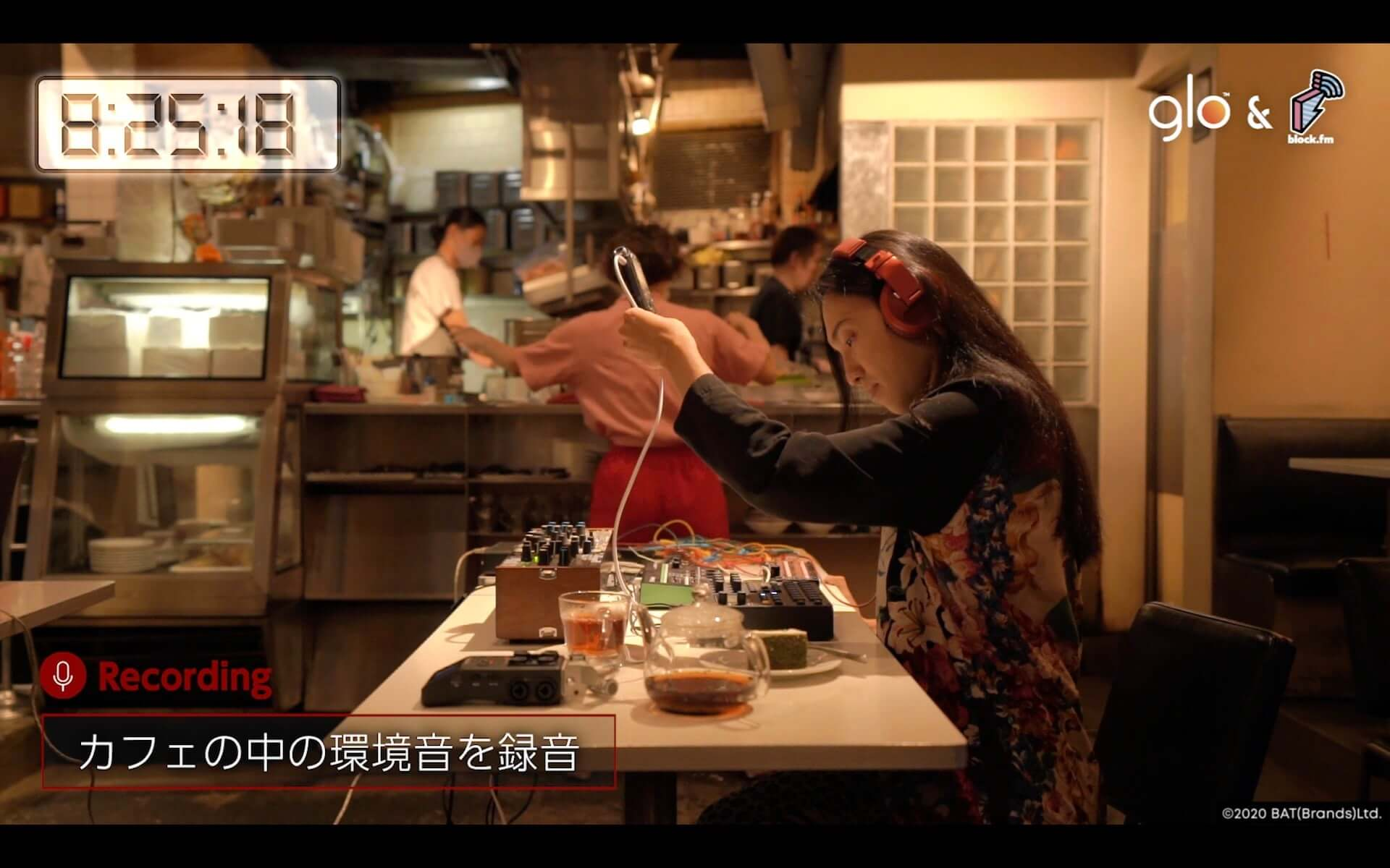Seiho、tofubeats、Yamato、☆Taku Takahashiが様々なお題に挑戦!glo™とblock.fmが贈る動画シリーズが公開 music200916_glo-blockfm_9-1920x1200