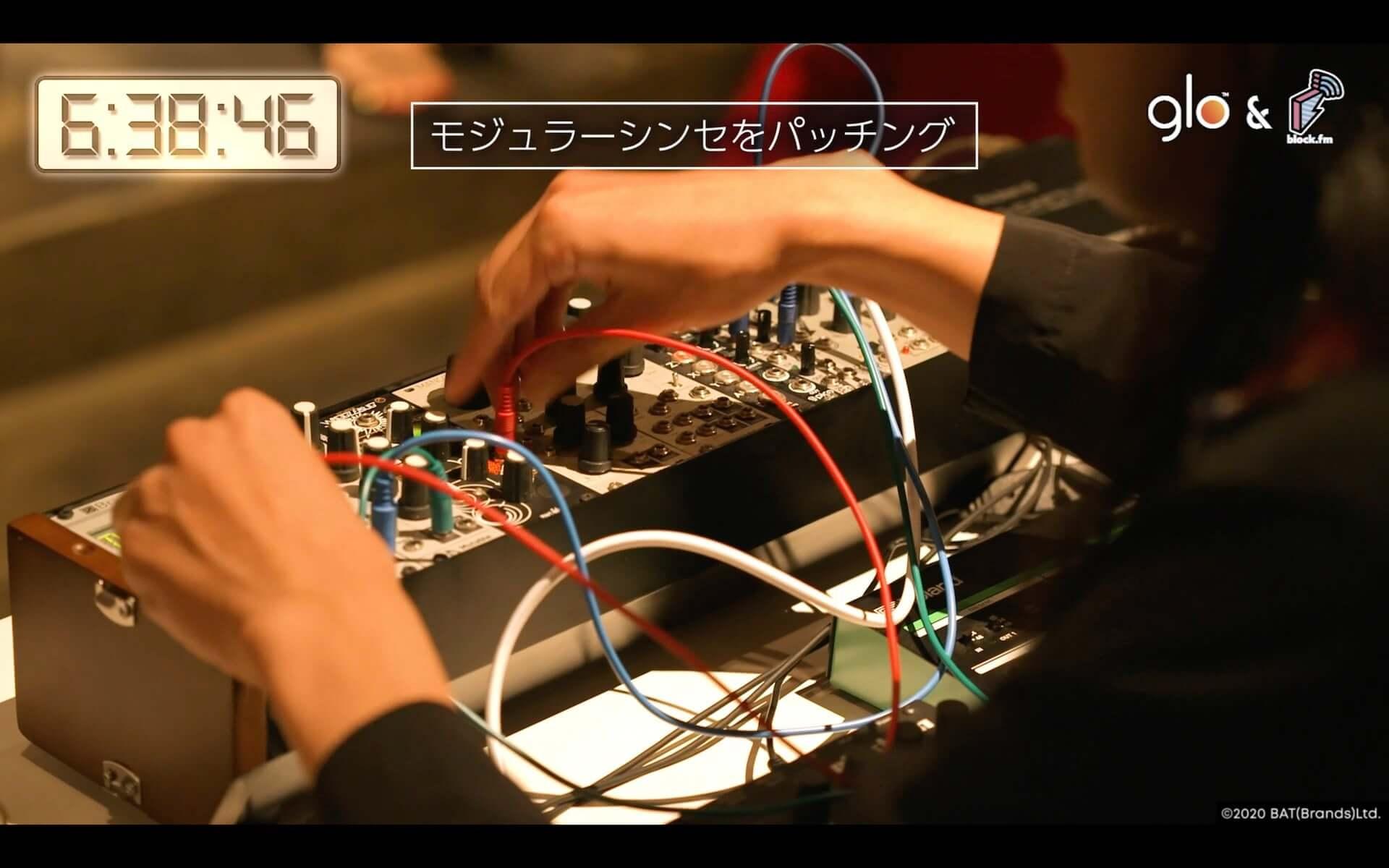 Seiho、tofubeats、Yamato、☆Taku Takahashiが様々なお題に挑戦!glo™とblock.fmが贈る動画シリーズが公開 music200916_glo-blockfm_14-1920x1200