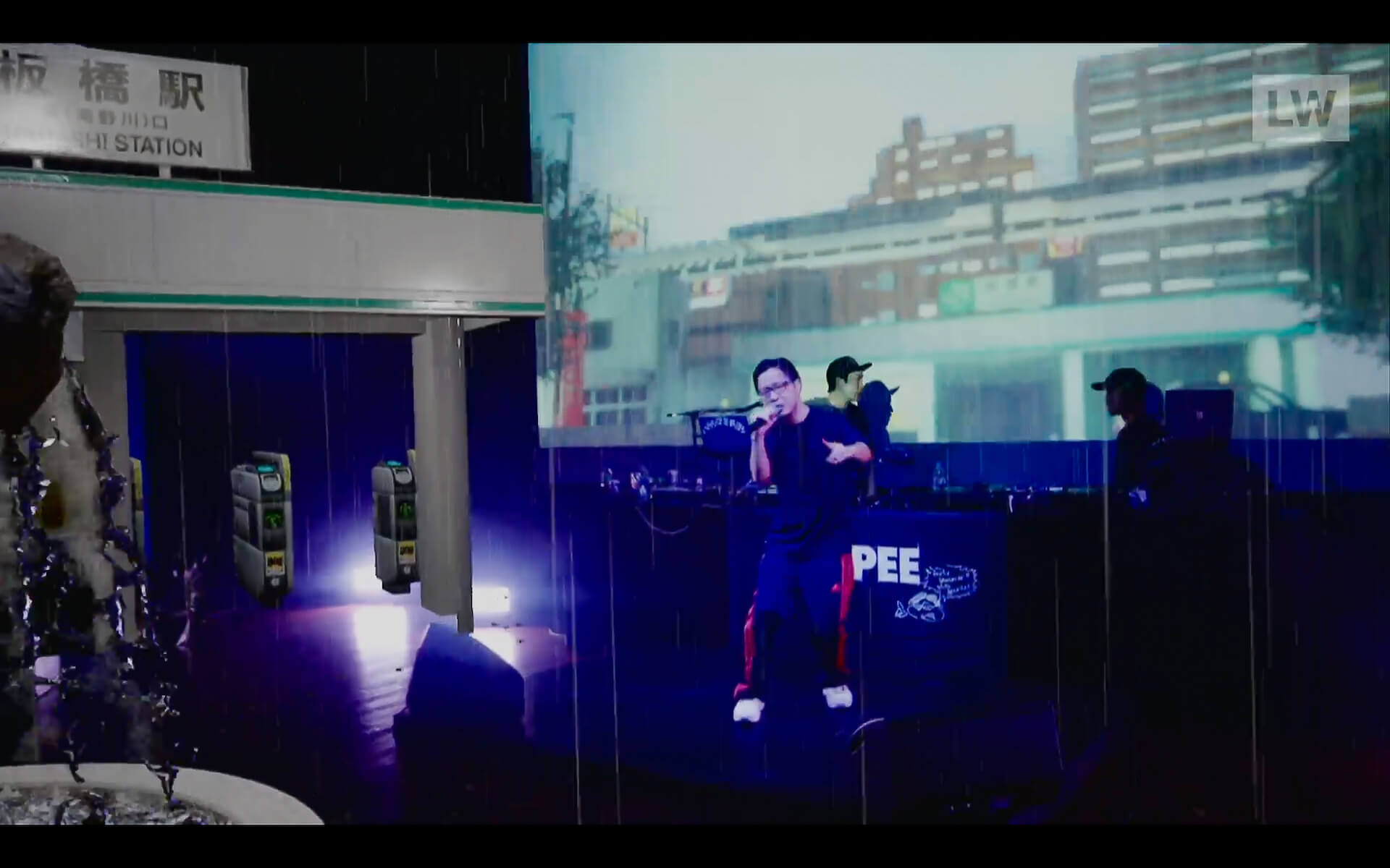 LIVEWIRE PUNPEE<Sofa Kingdomcome>のイースターエッグを一挙紹介! by みやーんZZ music200918_punpee_livewire_13