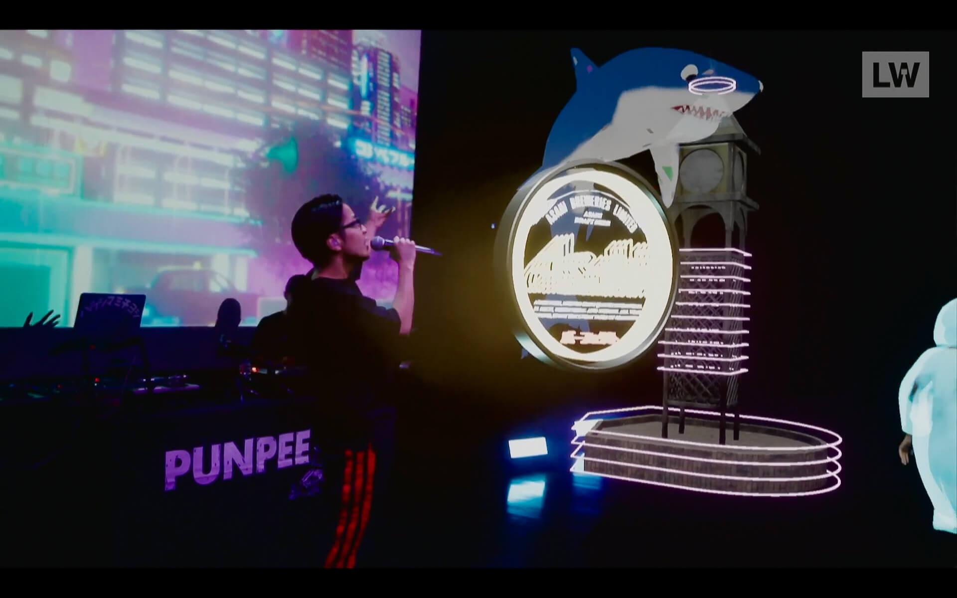 LIVEWIRE PUNPEE<Sofa Kingdomcome>のイースターエッグを一挙紹介! by みやーんZZ music200918_punpee_livewire_15