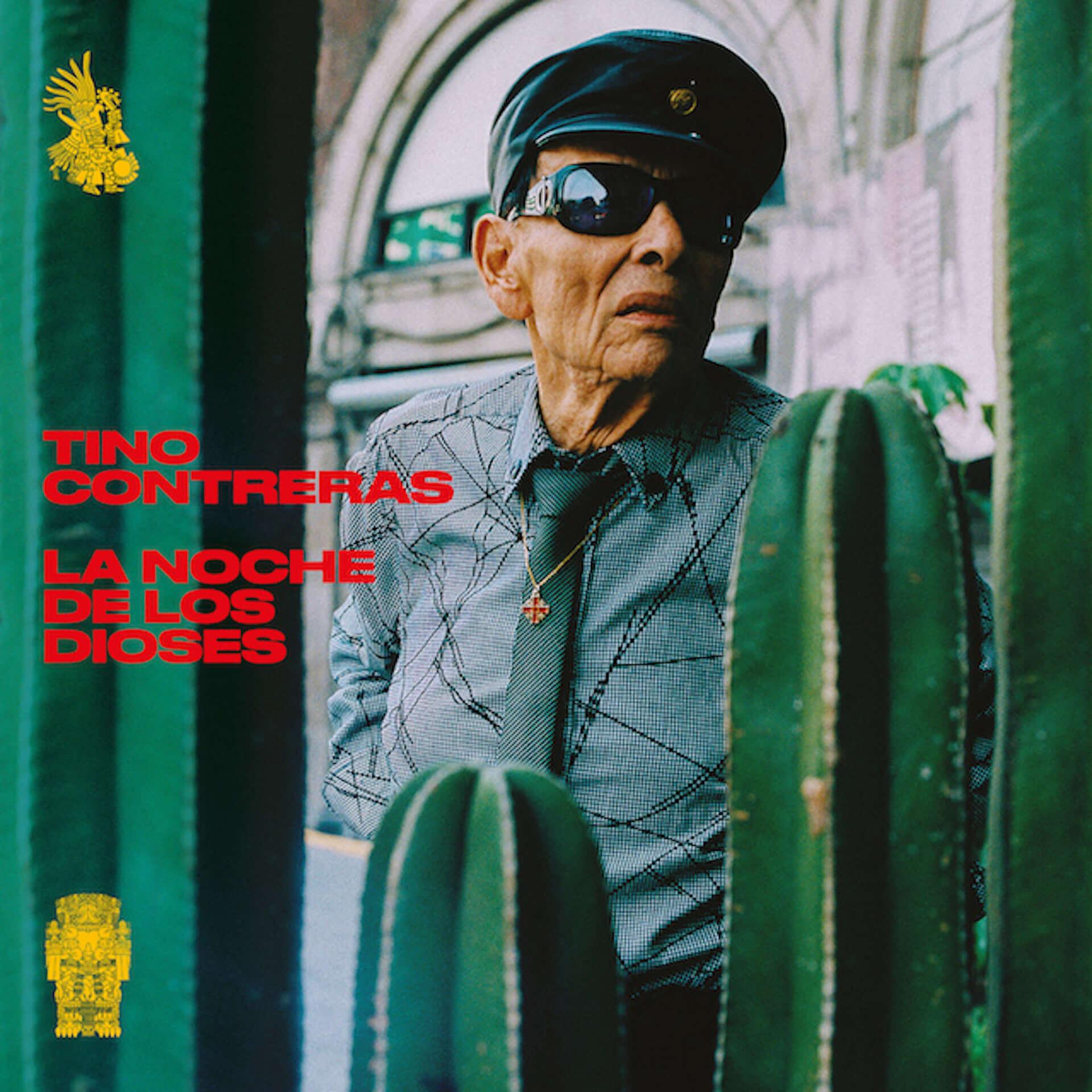 Gilles Petersonも絶賛!86歳のジャズドラマー・Tino Contrerasの最新作『La Noche de los Dioses』が〈Brownswood〉より発売決定 music200917_tino-contreras_1-1920x1920