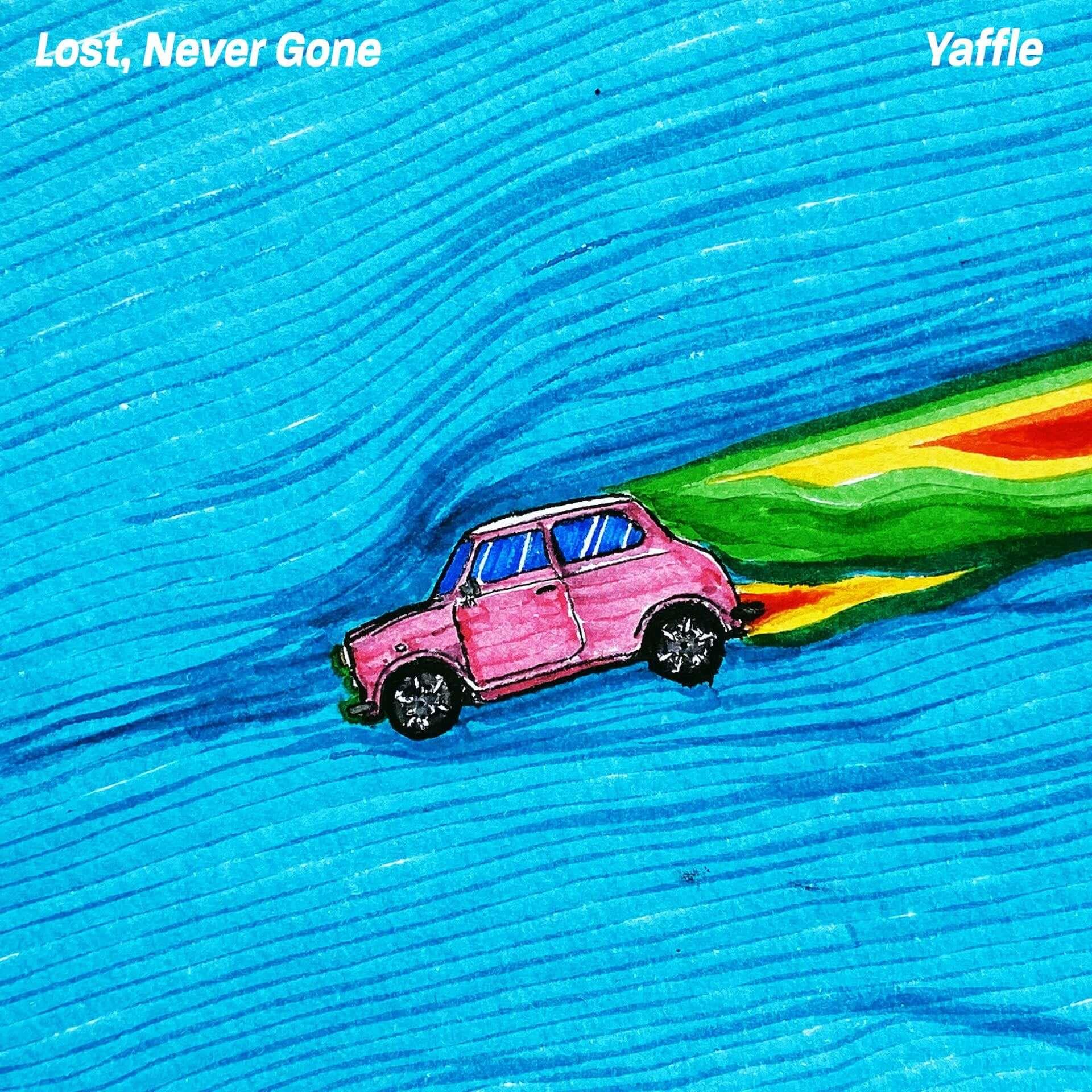 Yaffleが1stアルバム『Lost, Never Gone』とリード曲MVを解禁!高岩遼、iri、SIRUP、OKAMOTO'Sら7組のコメントも到着 music200918_yaffle_2-1920x1920