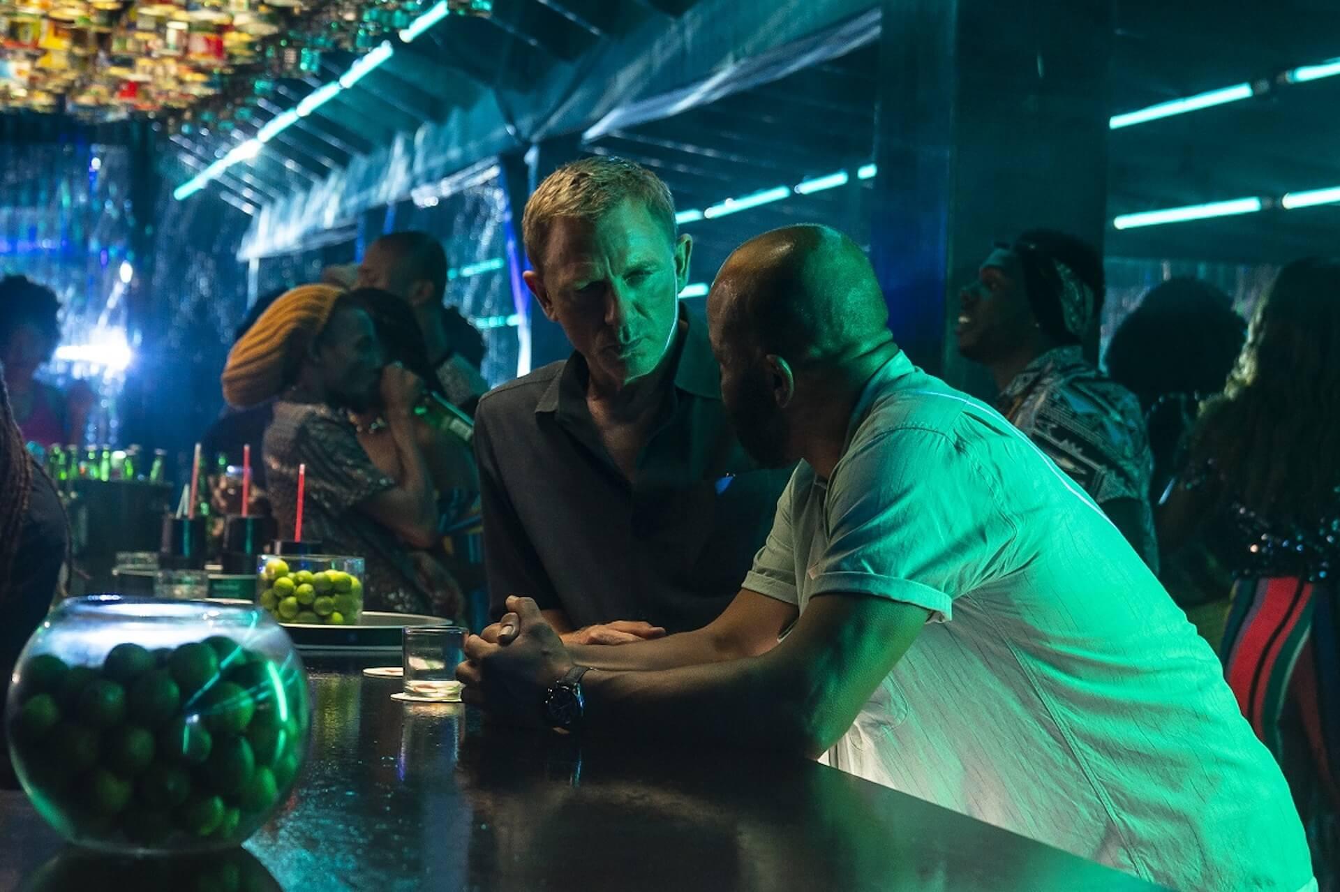 ついにジェームズ・ボンドが帰ってくる!『007/ノー・タイム・トゥ・ダイ』の新予告&日本版ポスタービジュアル解禁 film200918_007_3