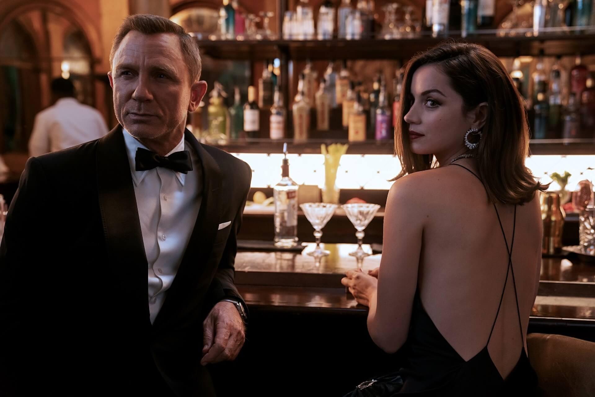 ついにジェームズ・ボンドが帰ってくる!『007/ノー・タイム・トゥ・ダイ』の新予告&日本版ポスタービジュアル解禁 film200918_007_5