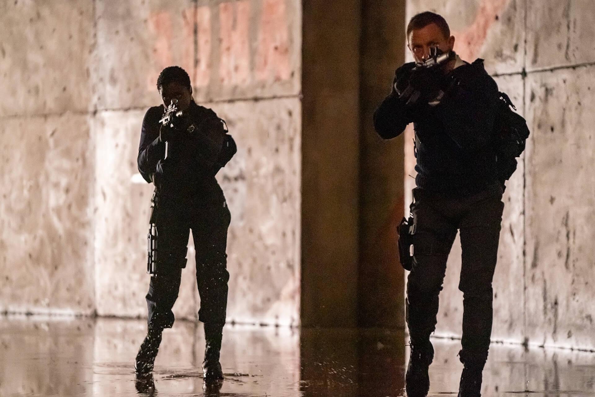 ついにジェームズ・ボンドが帰ってくる!『007/ノー・タイム・トゥ・ダイ』の新予告&日本版ポスタービジュアル解禁 film200918_007_6