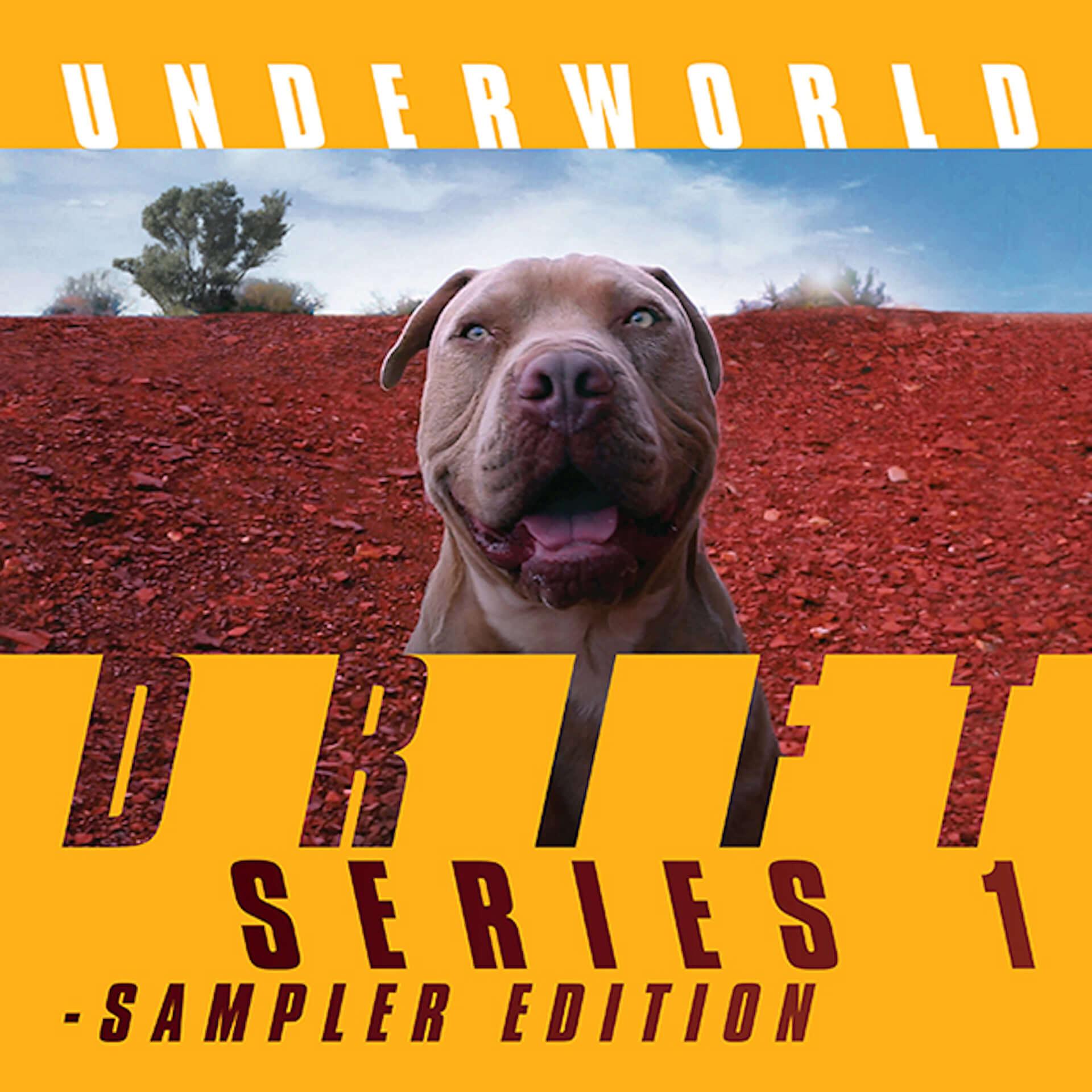Underworldによる実験的プロジェクト「DRIFT」のコンプリート版ボックスセットがリリース!デジタル配信でも全曲解禁 music200918_underworld_2-1920x1920