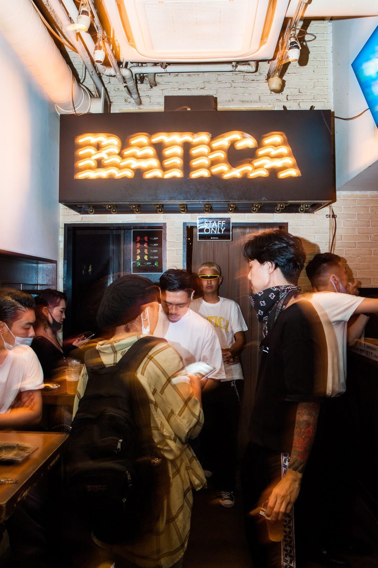 "EBISU BATICAの新アパレルプロジェクト""CARTEL WEAR""が始動|本日よりTシャツ6色が販売開始 life200920_batica_tshirt_1"