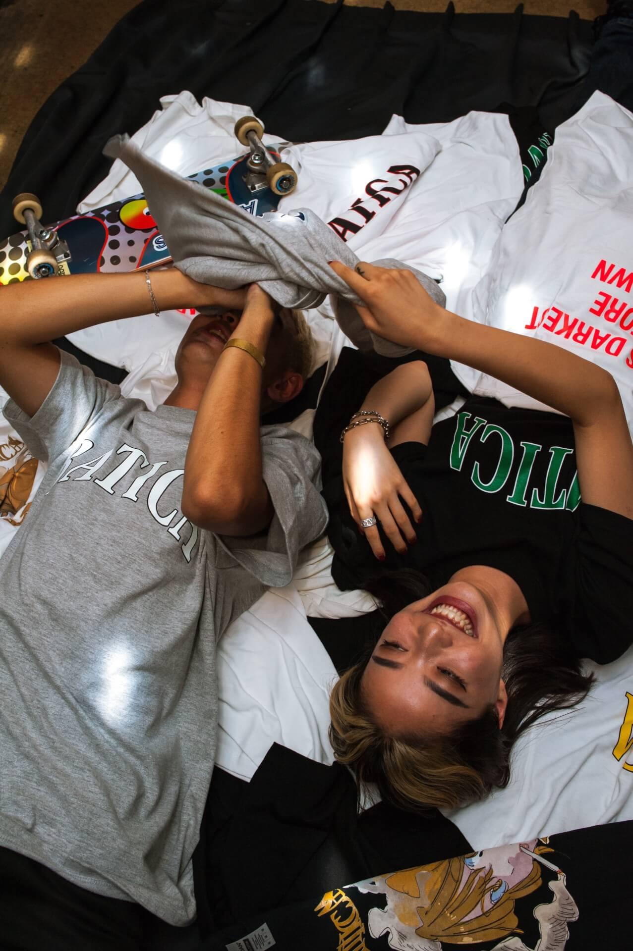 "EBISU BATICAの新アパレルプロジェクト""CARTEL WEAR""が始動|本日よりTシャツ6色が販売開始 life200920_batica_tshirt_4"