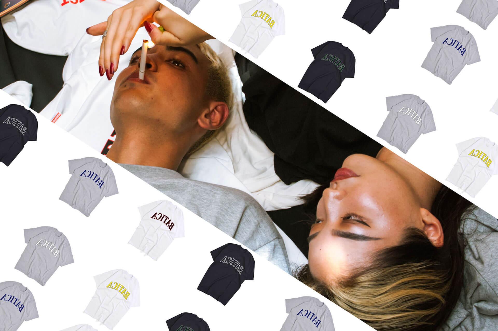 "EBISU BATICAの新アパレルプロジェクト""CARTEL WEAR""が始動|本日よりTシャツ6色が販売開始 life200920_batica_tshirt_6"