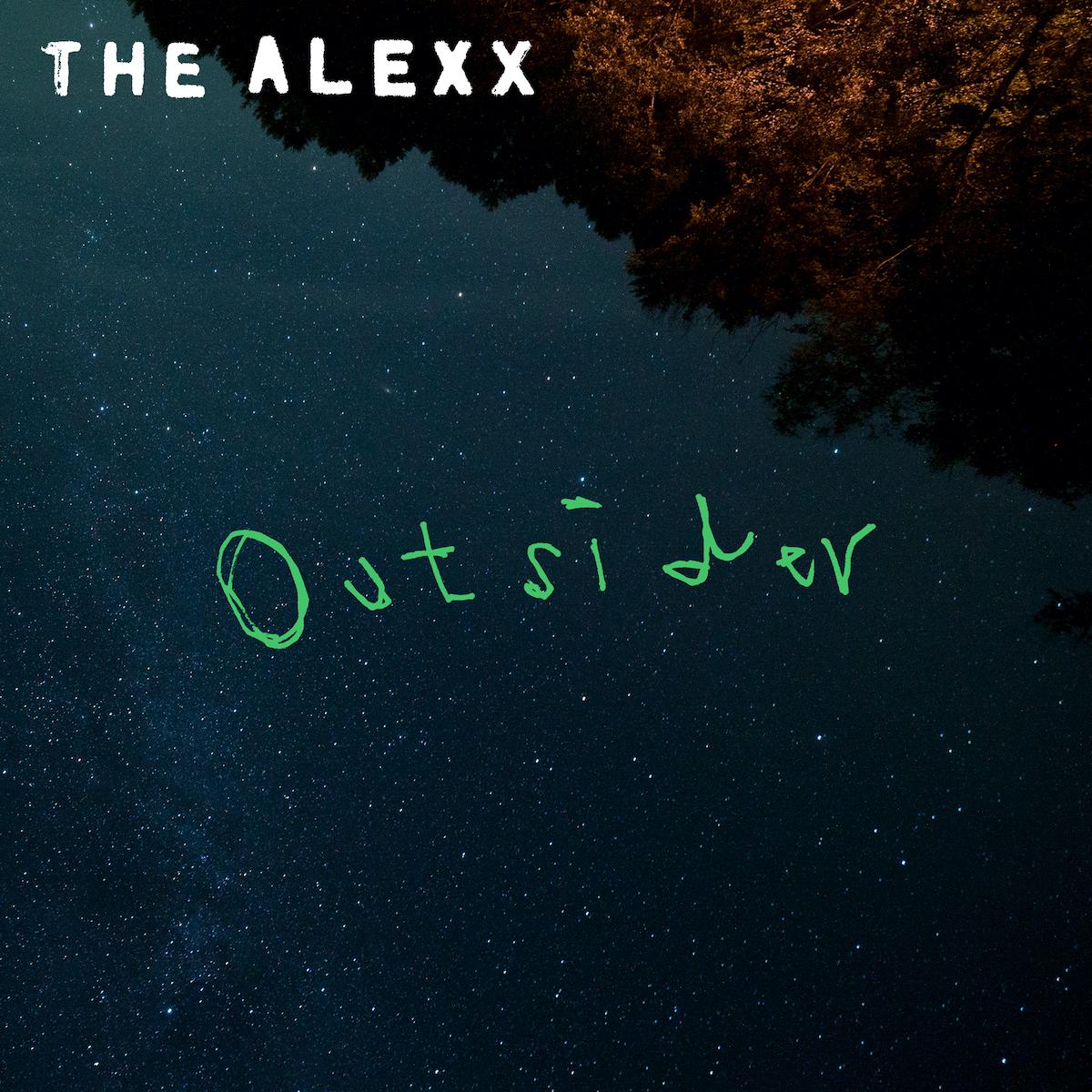 "Interview THE ALEXXがフジロック生みの親・日高正博に捧げた新曲 ""Outsider""からみえたバンドとしての可能性 interview200821_thealexx_jc"
