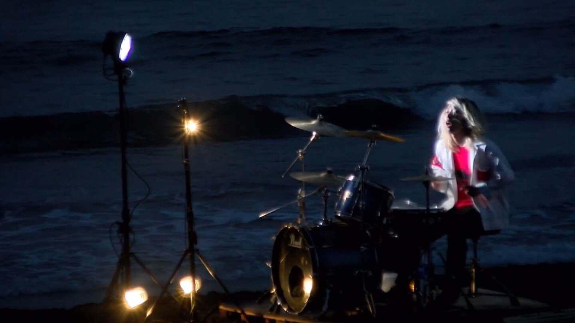 映像作品『Last Language 〜30hours drumming〜』の1日限定上映会がシネマート新宿にて開催決定!GEZANメンバー、神谷亮佑監督も登壇 music200923_lastlanguage_4-1920x1080