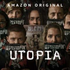 Amazon Original 『ユートピア ~悪のウイルス~』シーズン1 ©︎Elizabeth Morris/Amazon Prime Video