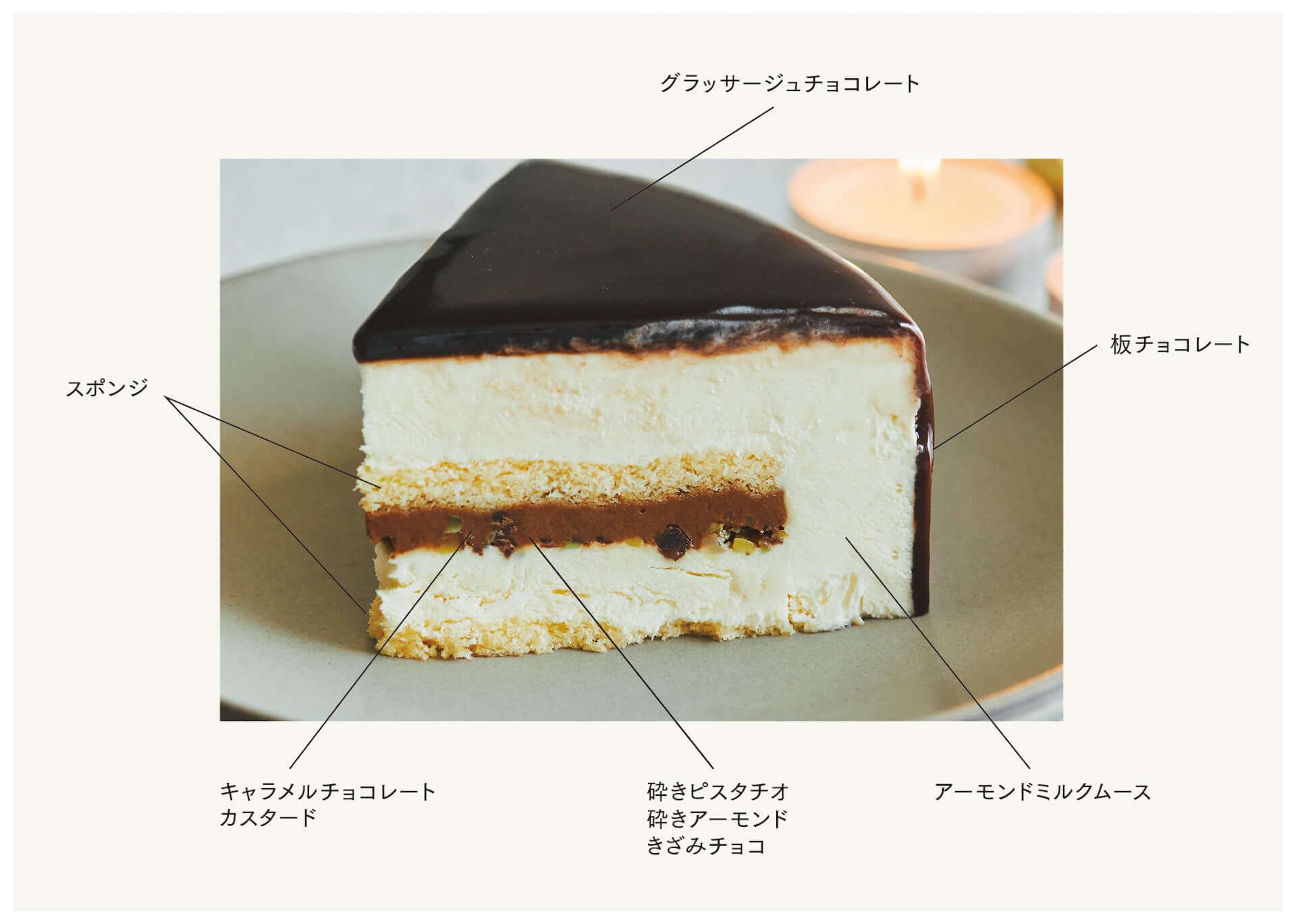 今年のクリスマスはこれで決まり!MAISON CACAOから「チョコレートよりチョコレートを感じるケーキ」が登場 gourmet200924_maisoncacao_2-1920x1369