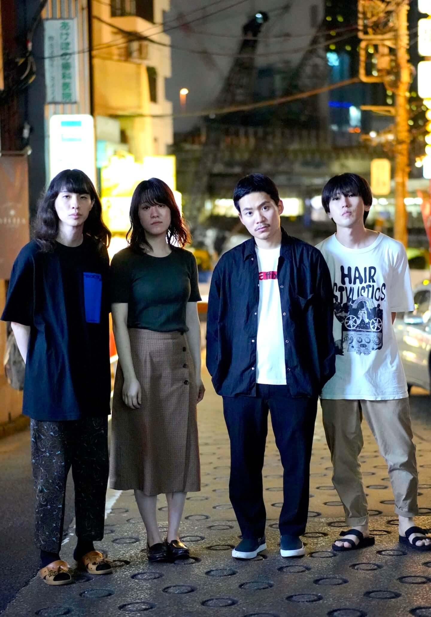 インタビュー|自分の感情から社会へ、Group2が新作『Group2Ⅱ』で表現した新たな情景 interview0924_group2_01-1440x2062