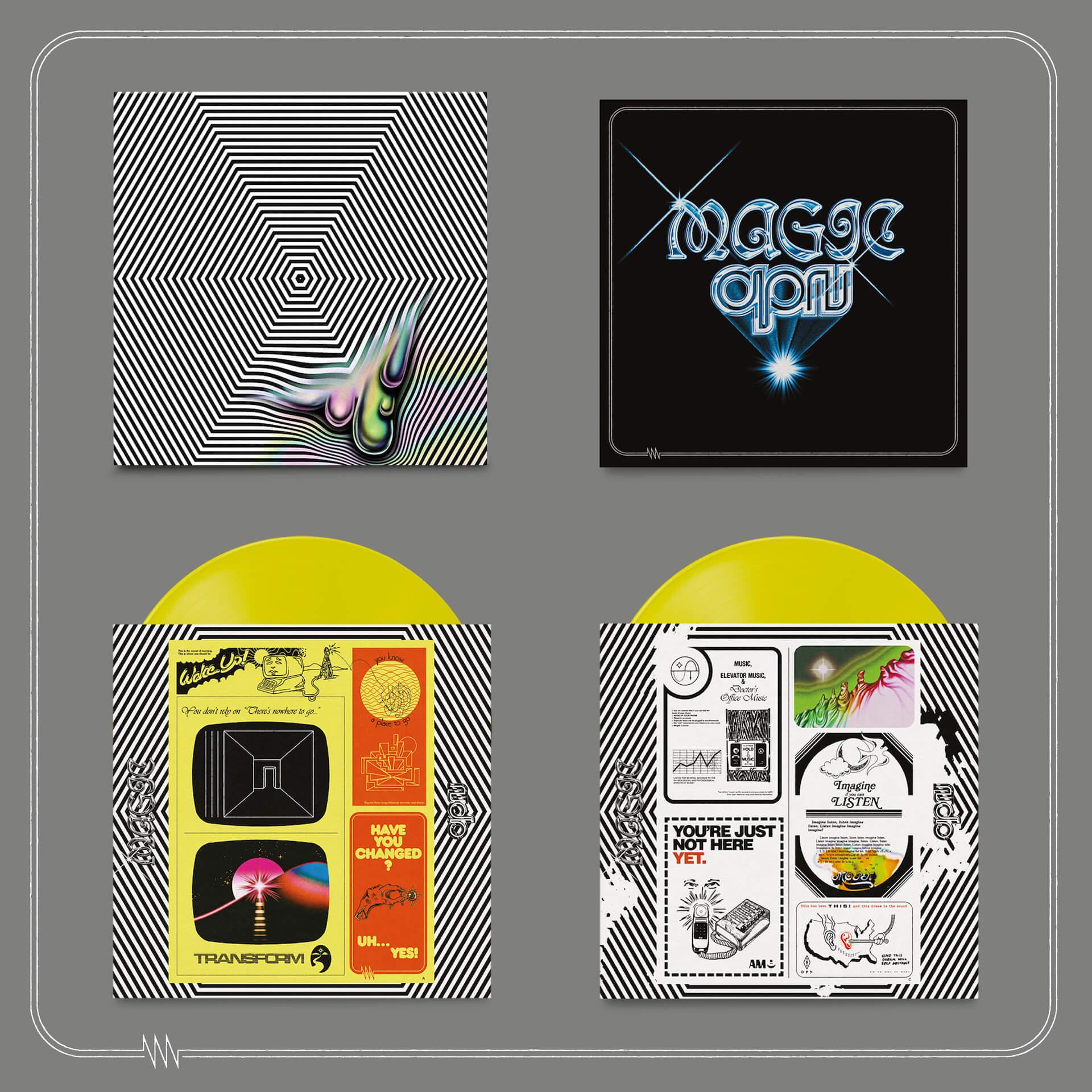 Oneohtrix Point Neverの新アルバム『Magic Oneohtrix Point Never』がリリース決定!シングル3曲をまとめたパッケージが公開 music200924_opn_15