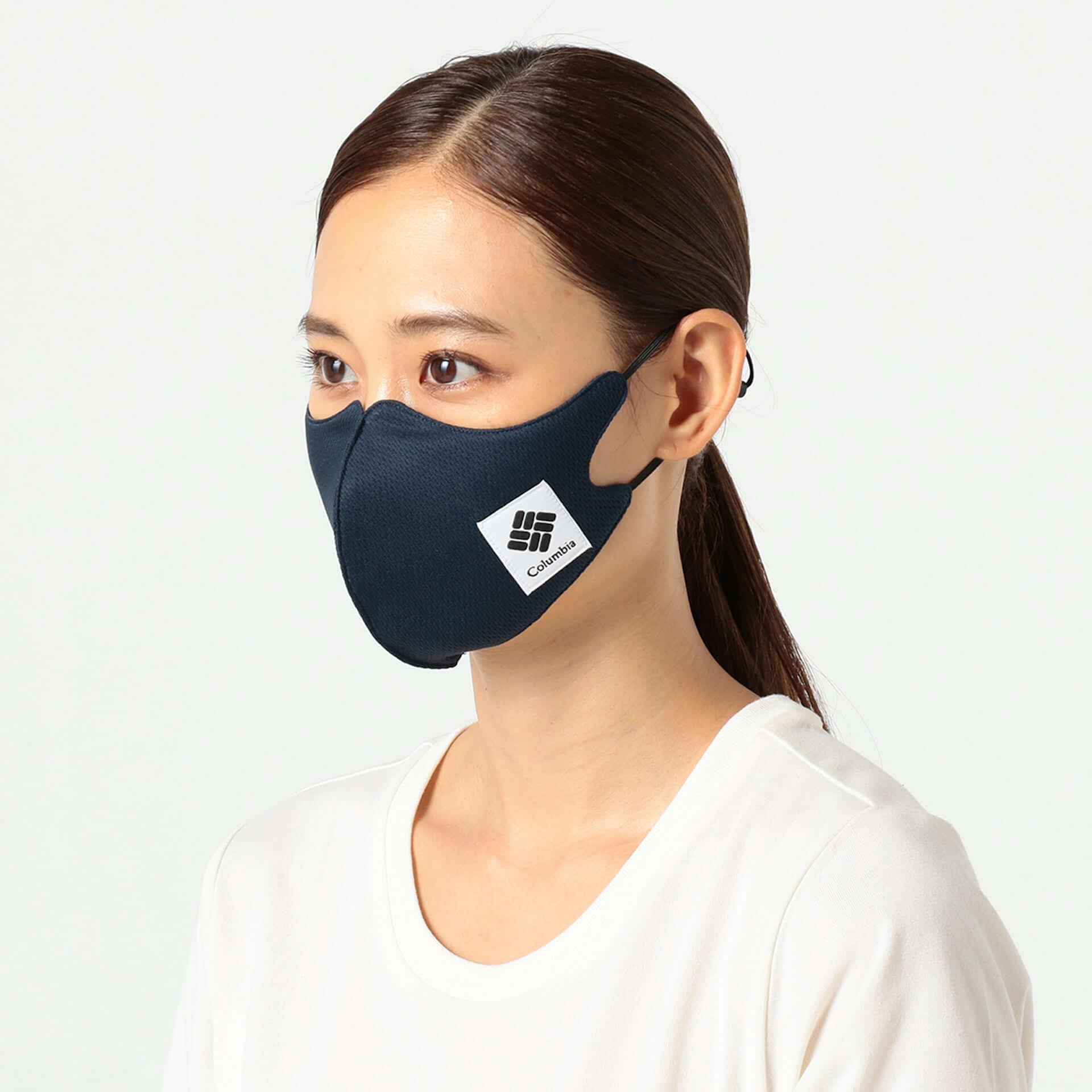 コロンビアが洗えるメッシュマスク『TURKEY CREST OFZ FACE COVER』を発売!独自の冷却・吸湿速乾機能を搭載 lf200925_columbia-mask_1-1920x1920