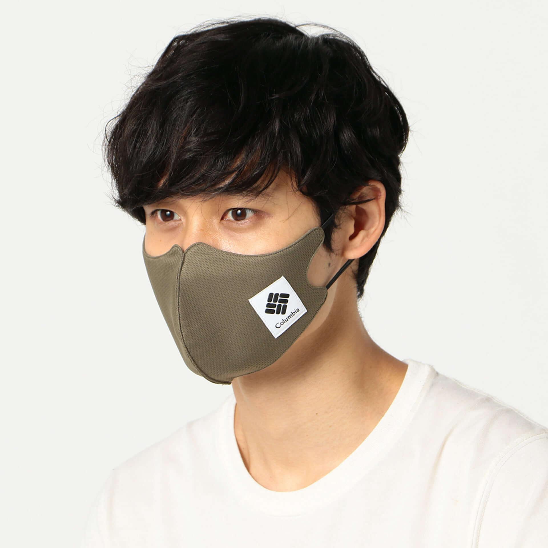 コロンビアが洗えるメッシュマスク『TURKEY CREST OFZ FACE COVER』を発売!独自の冷却・吸湿速乾機能を搭載 lf200925_columbia-mask_2-1920x1920
