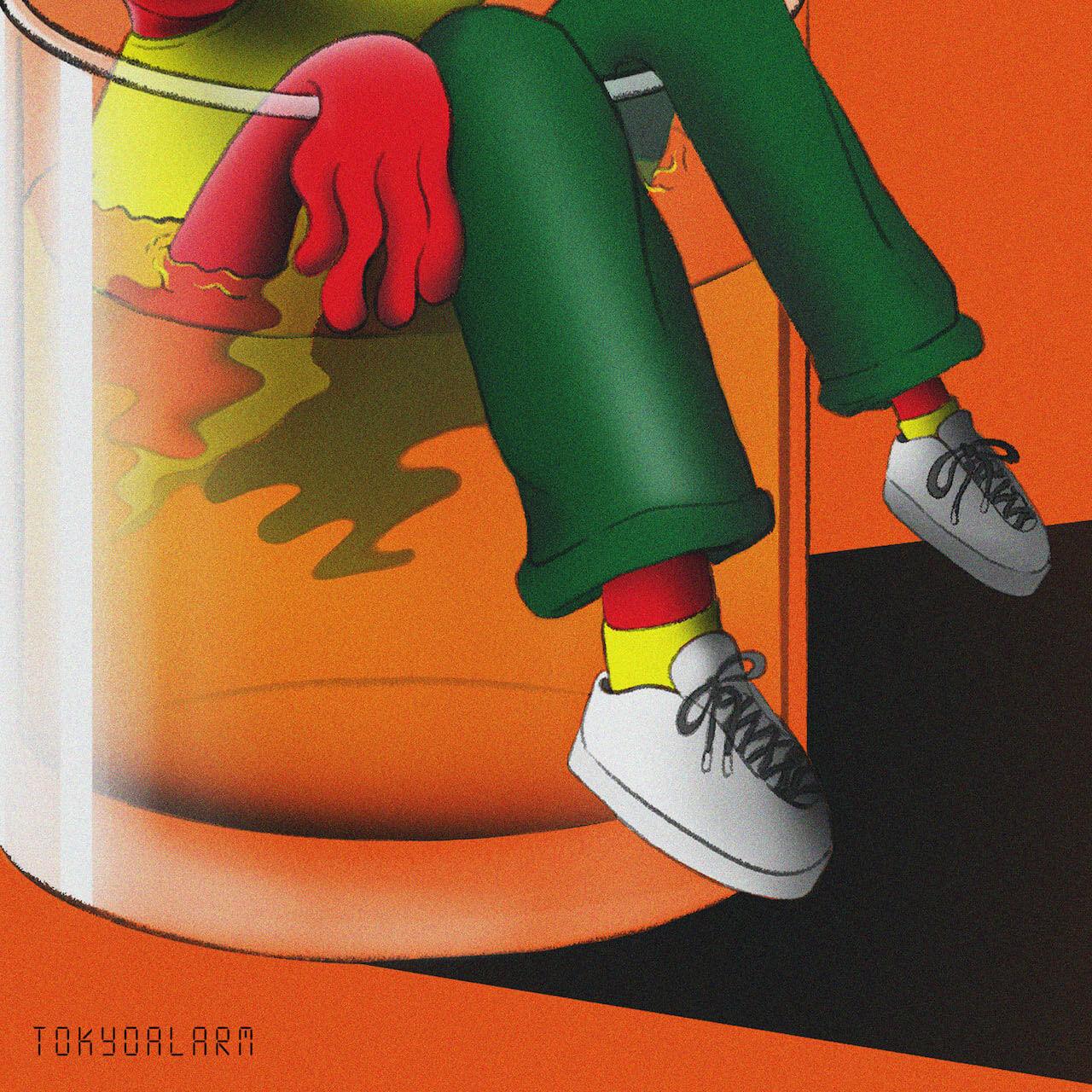 "〈ROOFTOP〉所属のShun Maruno、原島""ど真ん中""宙芳&GAPPERを客演に迎えた新曲「TOKYO ALARM」をリリース music200925-shunmaruno-1"