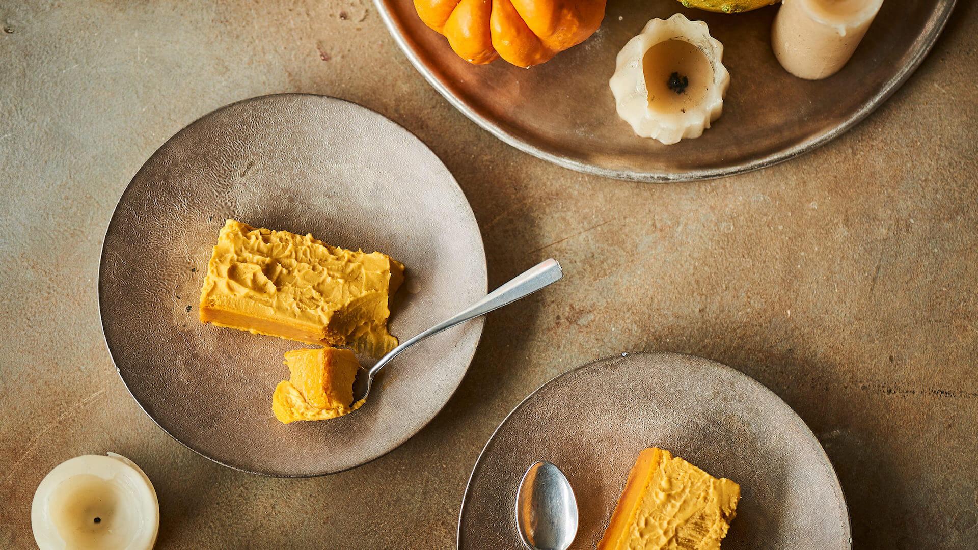 チーズケーキ専門店Mr. CHEESECAKEでハロウィン限定フレーバー「パンプキン バタースコッチ」が数量限定販売決定! gourmet200928_mrcheesecake_1