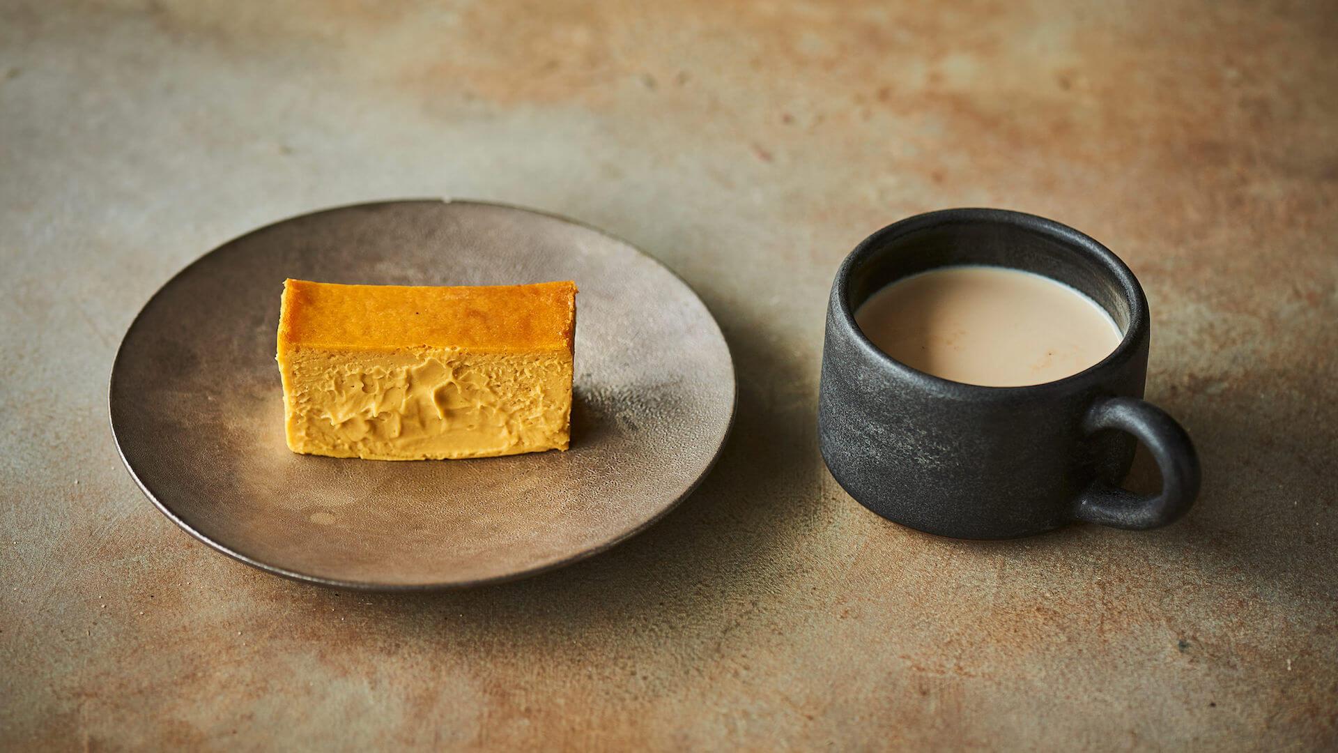 チーズケーキ専門店Mr. CHEESECAKEでハロウィン限定フレーバー「パンプキン バタースコッチ」が数量限定販売決定! gourmet200928_mrcheesecake_6